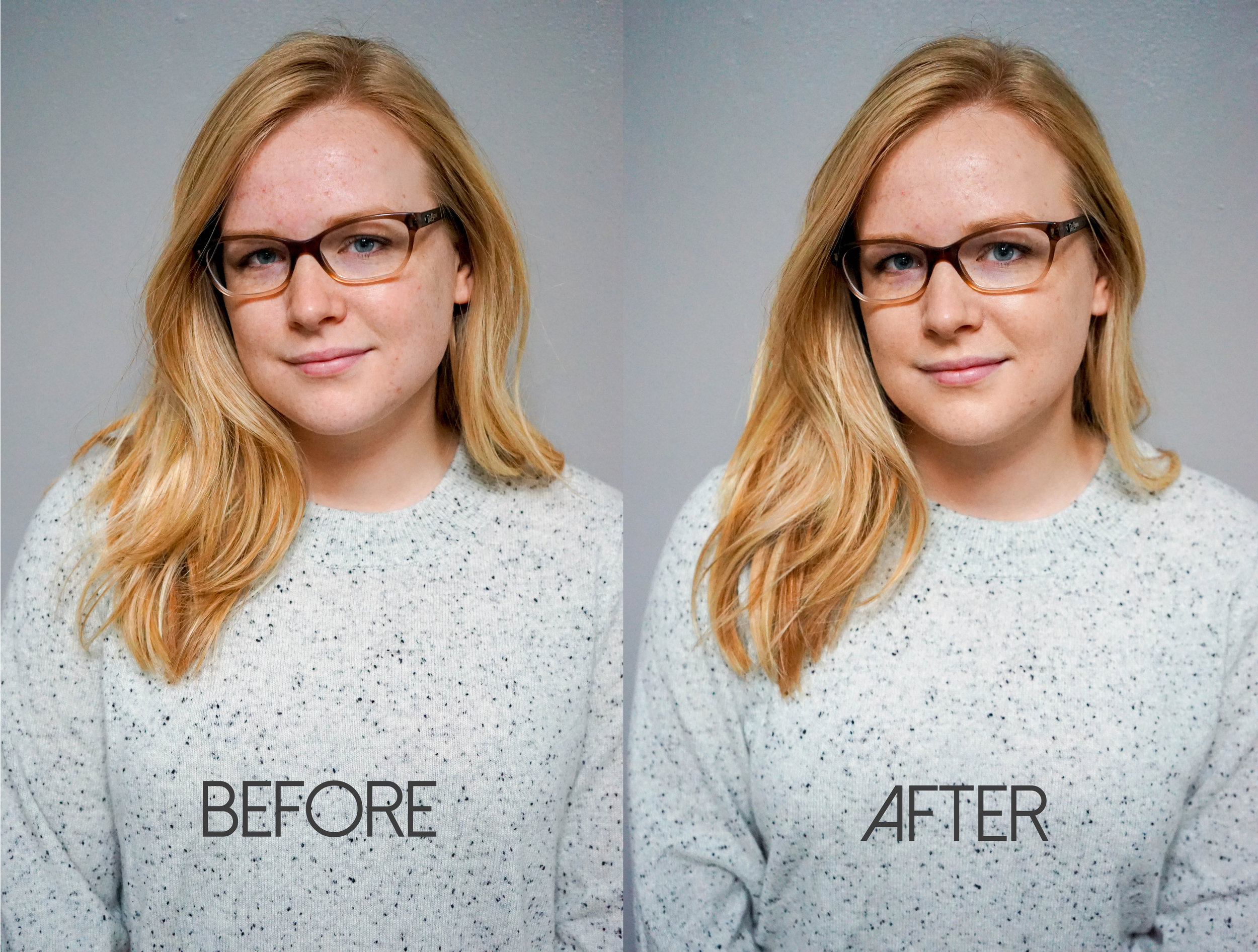 Maggie a la Mode - Dr. Jart+ Cicapair Tiger Grass Color Correcting Treatment Review Before and After Results
