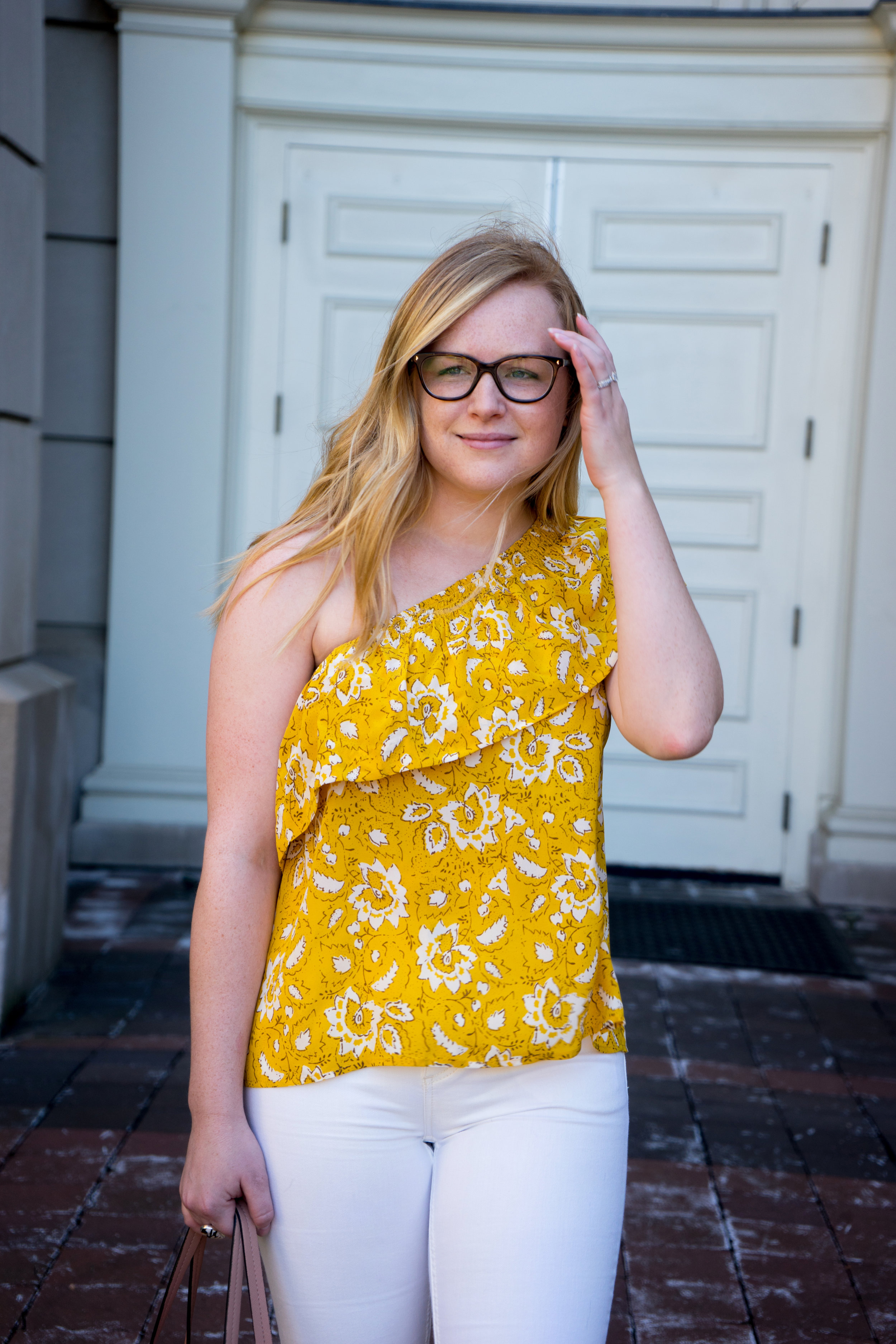 Maggie a la Mode - Yellow Florals Madewell-3.jpg