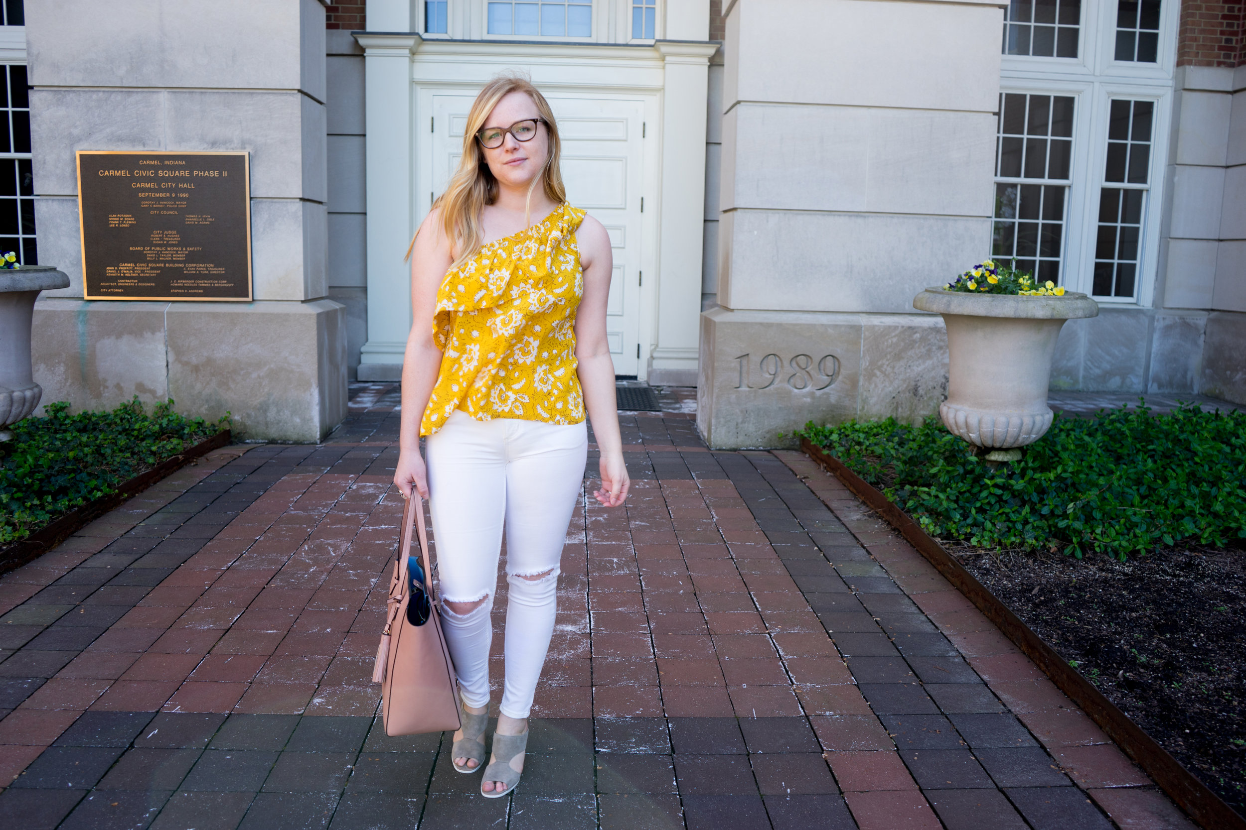 Maggie a la Mode - Yellow Florals Madewell-4.jpg