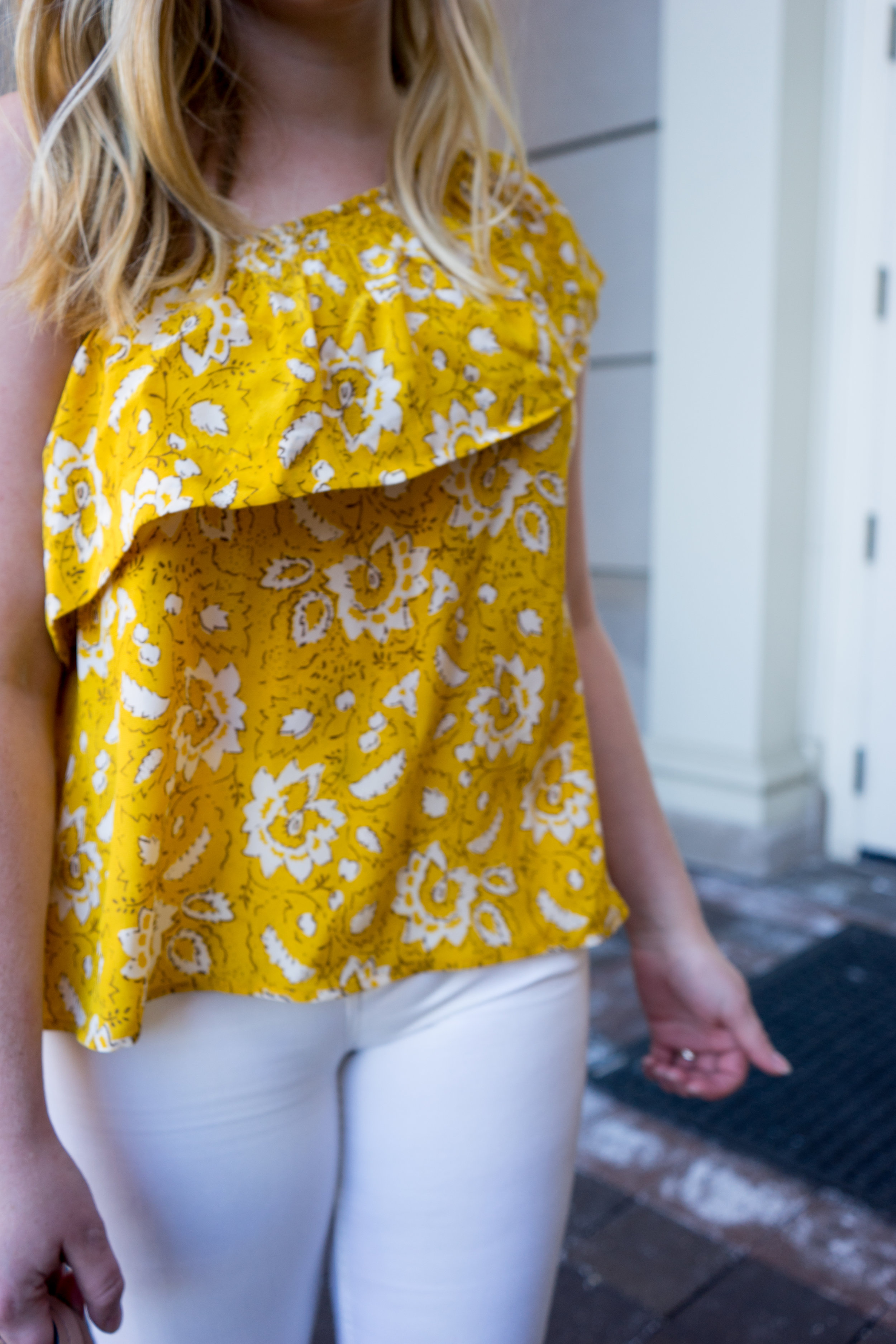 Maggie a la Mode - Yellow Florals Madewell-6.jpg