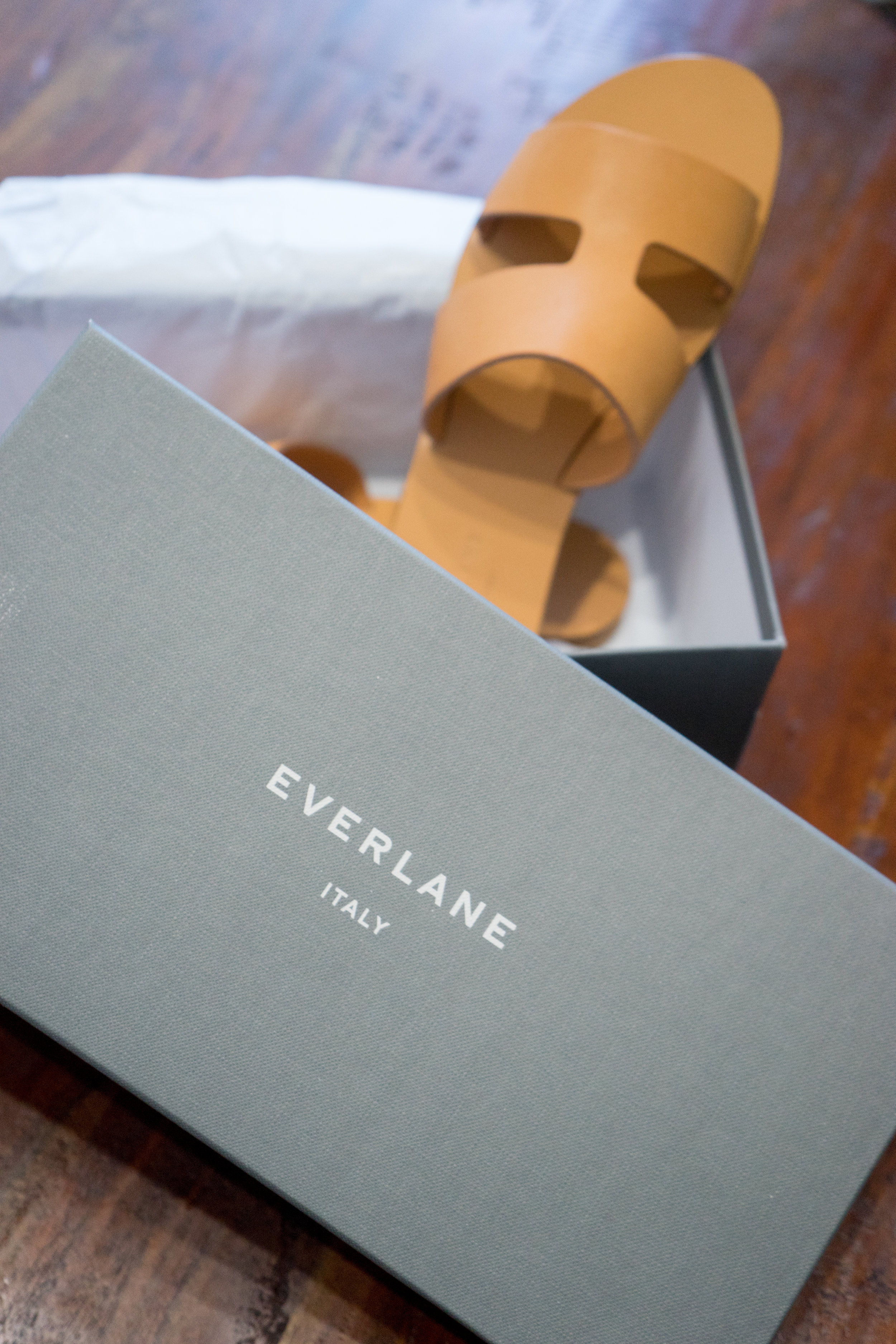 Maggie a la Mode - Everlane The Bridge Sandal Review