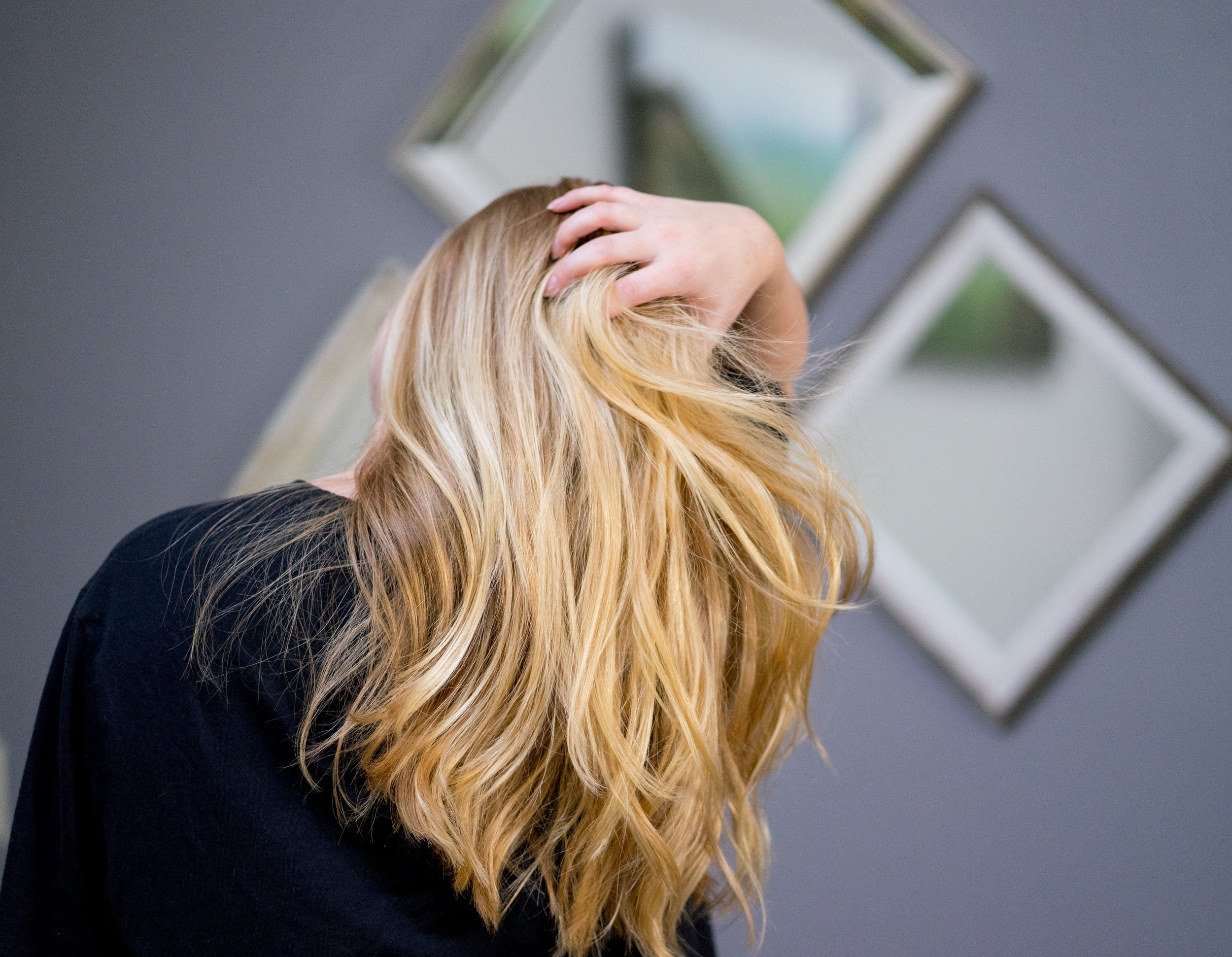 Maggie a la Mode - How to Achieve Healthy Hair