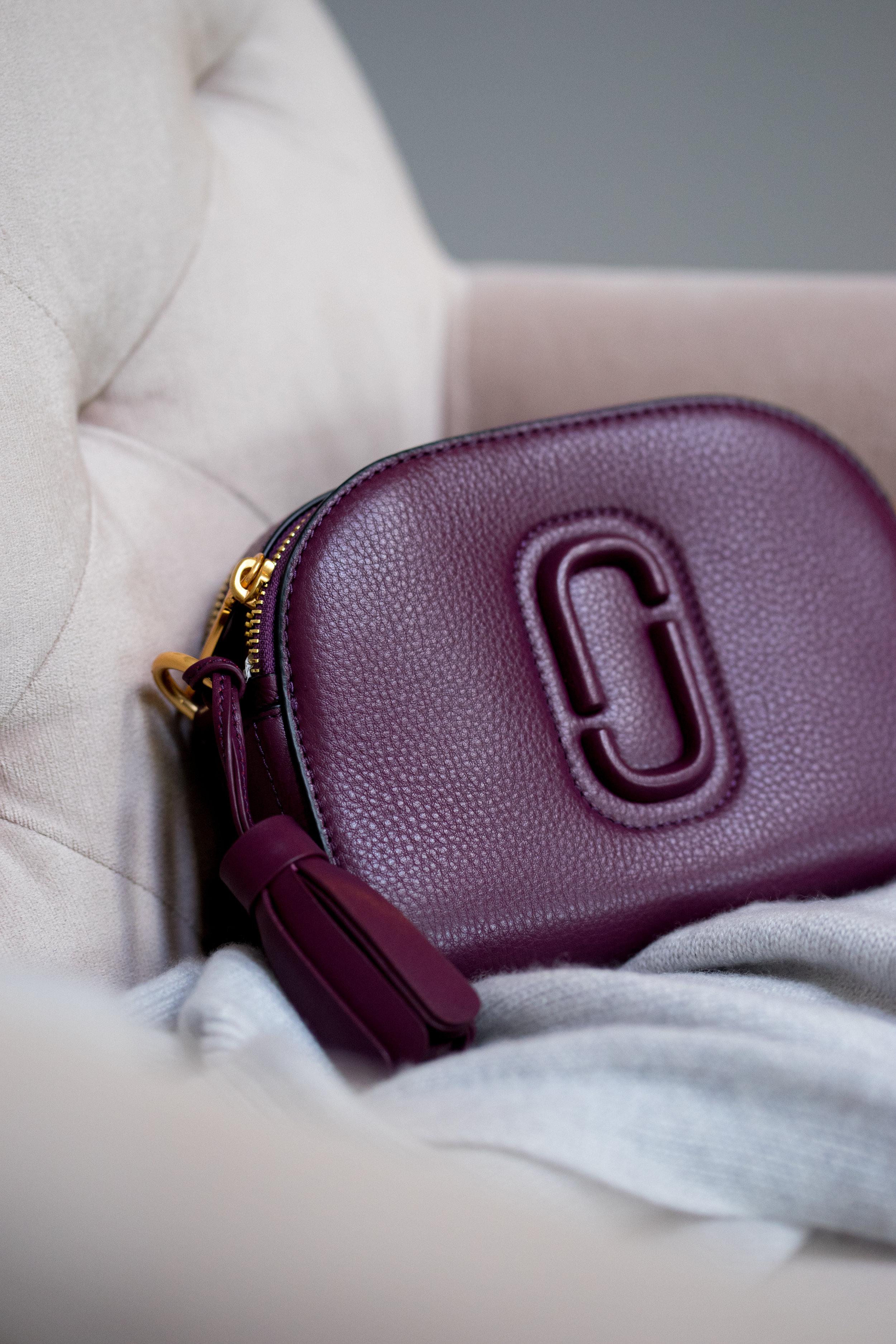 Maggie a la Mode - Black Friday Wish List Marc Jacobs Shutter Camera Crossbody Bag