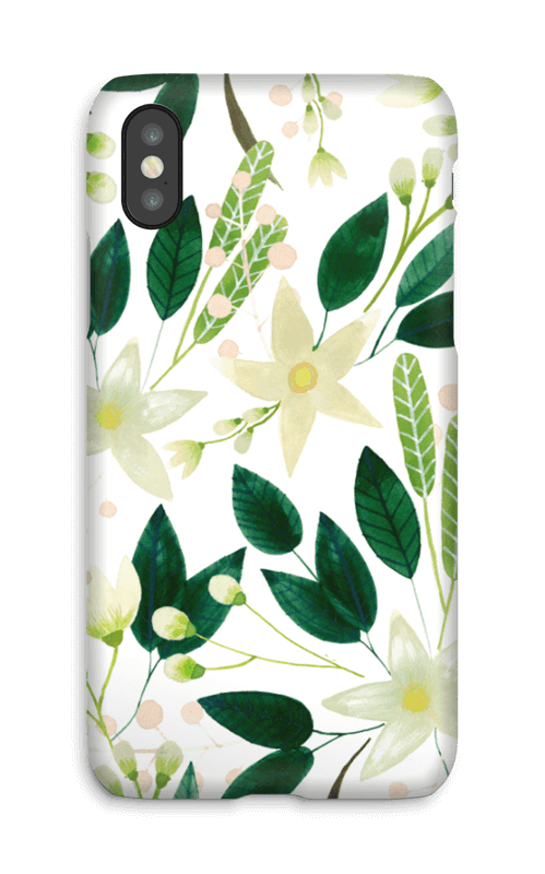 Maggie a la Mode - Last Minute Gifts Ideas with CaseApp iPhone Case Vanilla.png