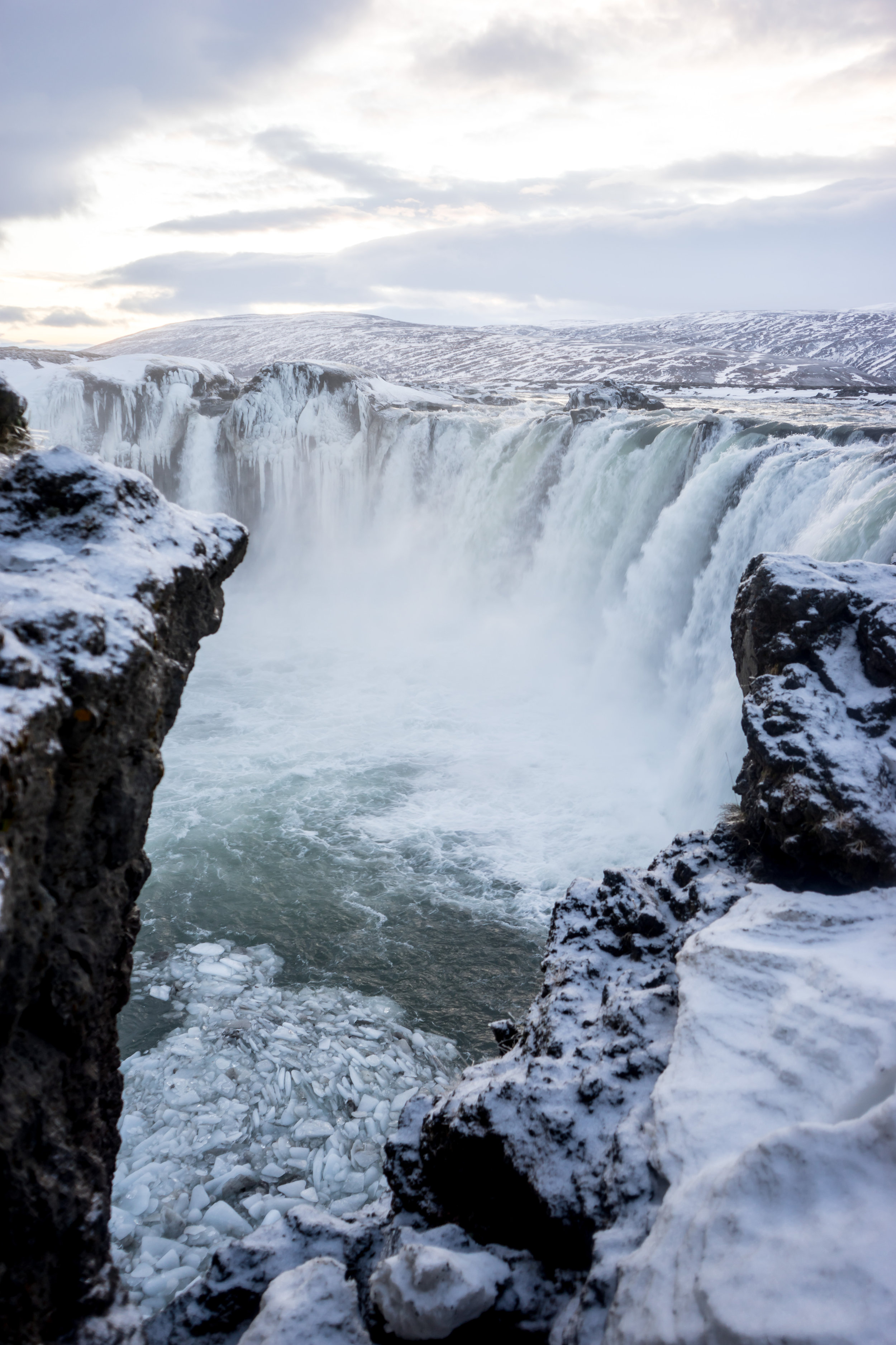Maggie a la Mode - Why You Need to Visit Iceland in Winter Gullfoss Waterfall.jpg