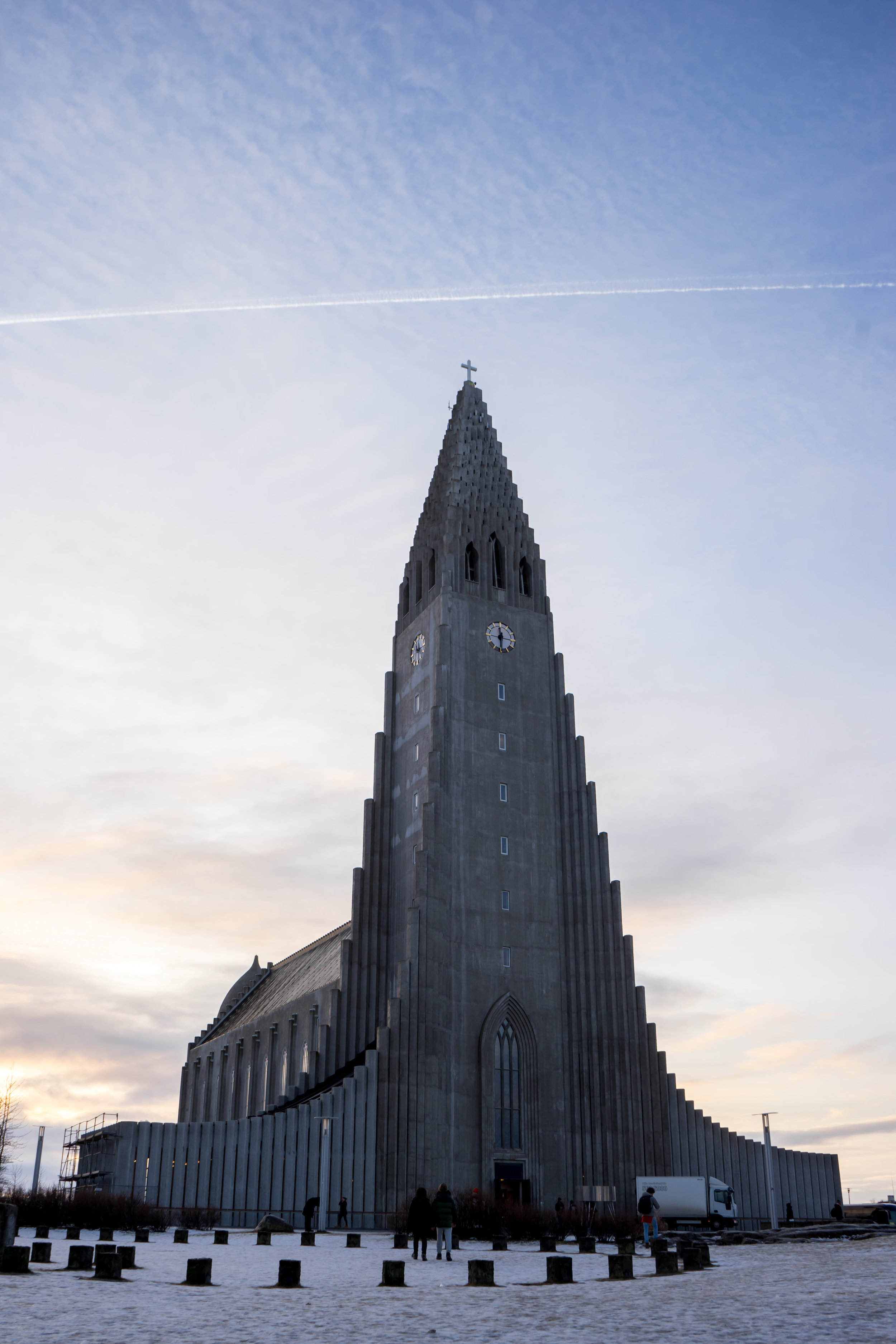 Maggie a la Mode - Why You Need to Visit Iceland in Winter Hallgrímskirkja Church.jpg