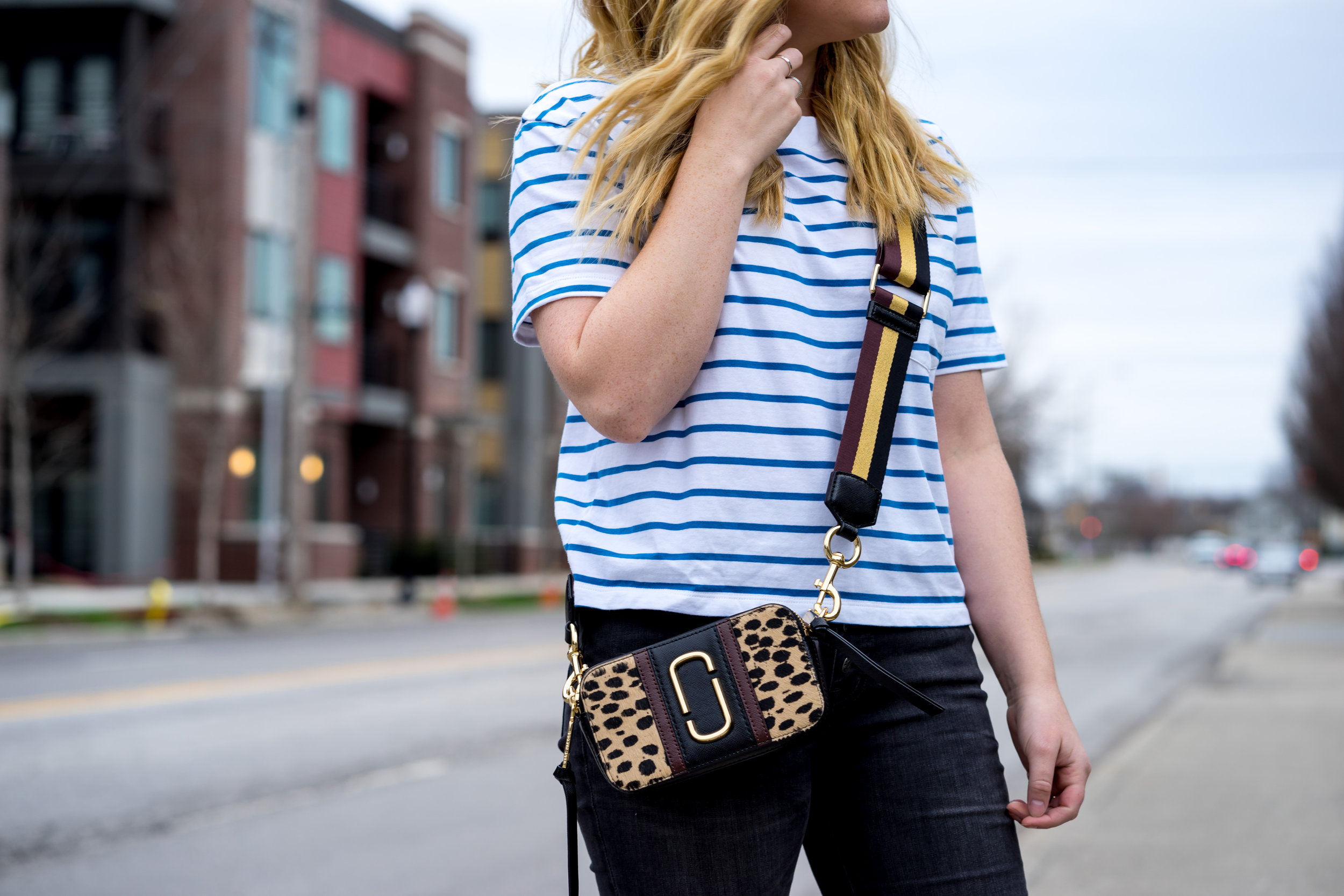 Maggie a la Mode - The Best Basic Tees You Will Buy Multiples Of Madewell Easy Crop Tee-3.jpg