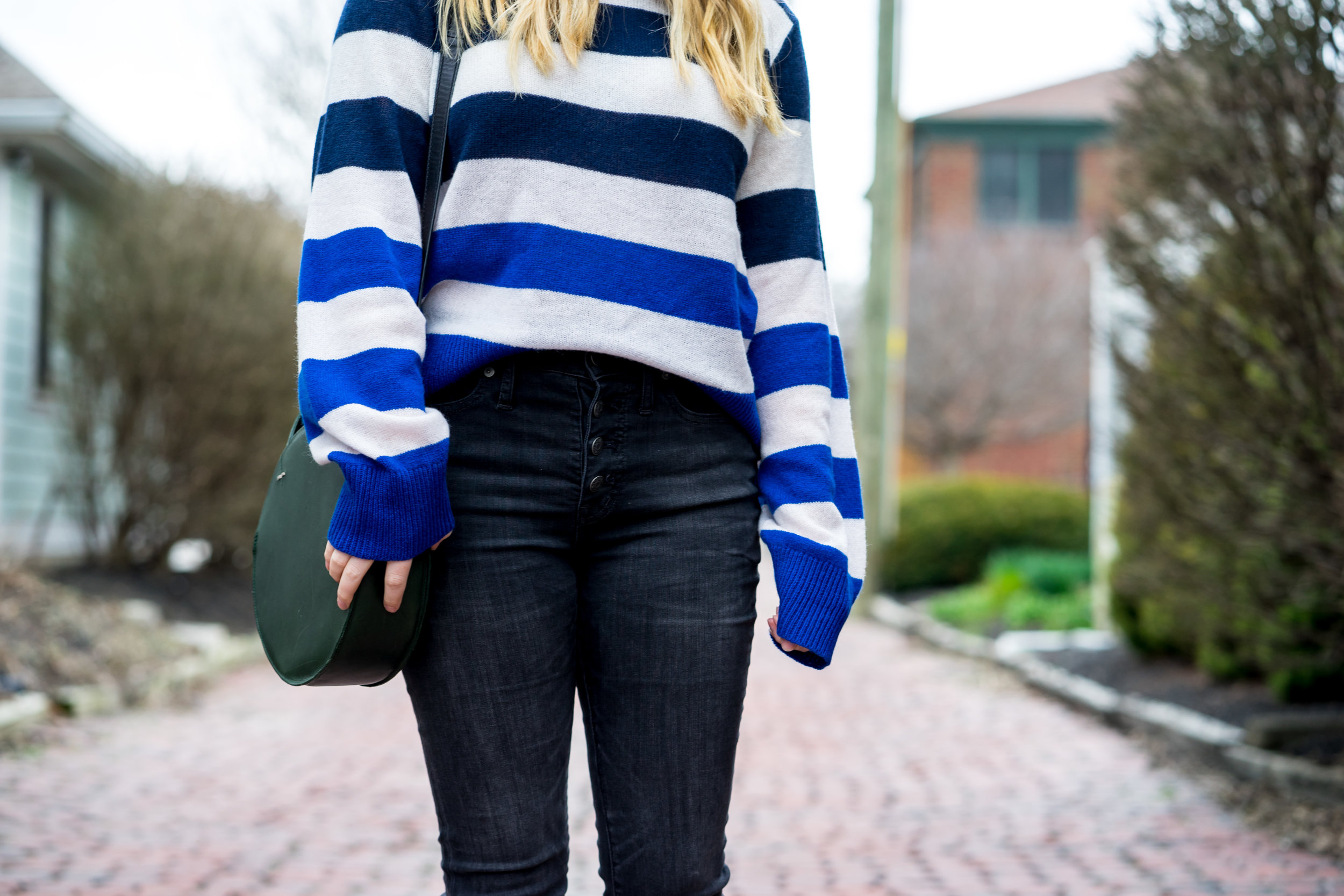 Maggie a la Mode - Yes You Can Wear Cropped Bootcut Jeans Madewell Cali Demi Boot-2.jpg