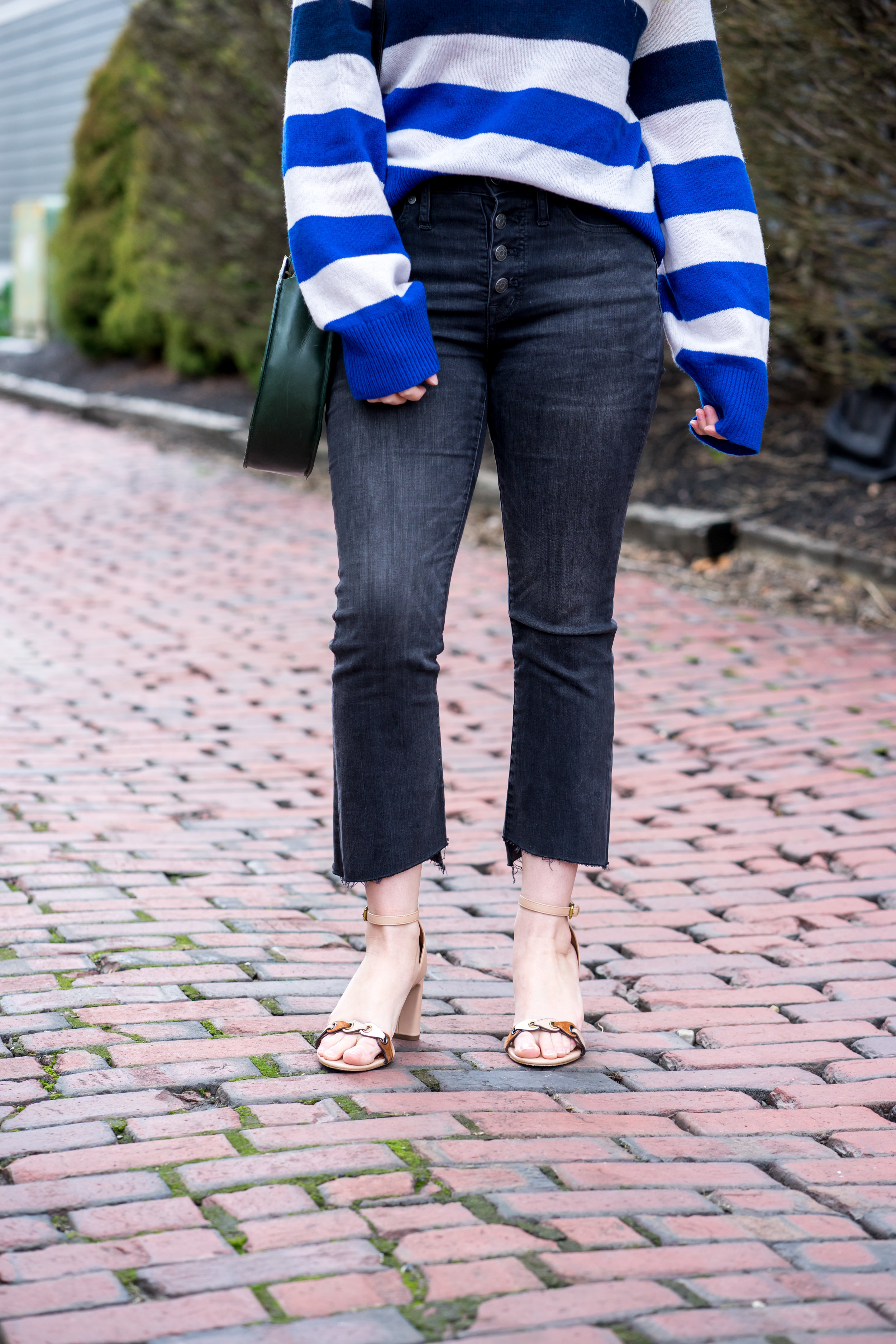 Maggie a la Mode - Yes You Can Wear Cropped Bootcut Jeans Madewell Cali Demi Boot-7.jpg