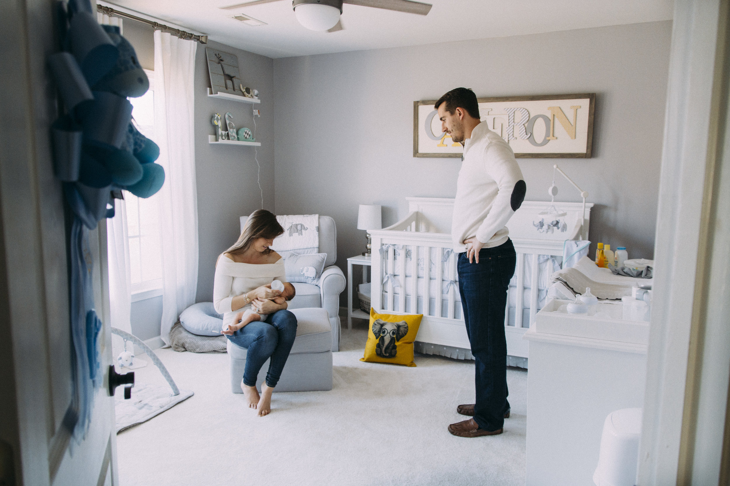 Copy of Sequins Photography Fort Mill, SC lifestyle newborn photographer