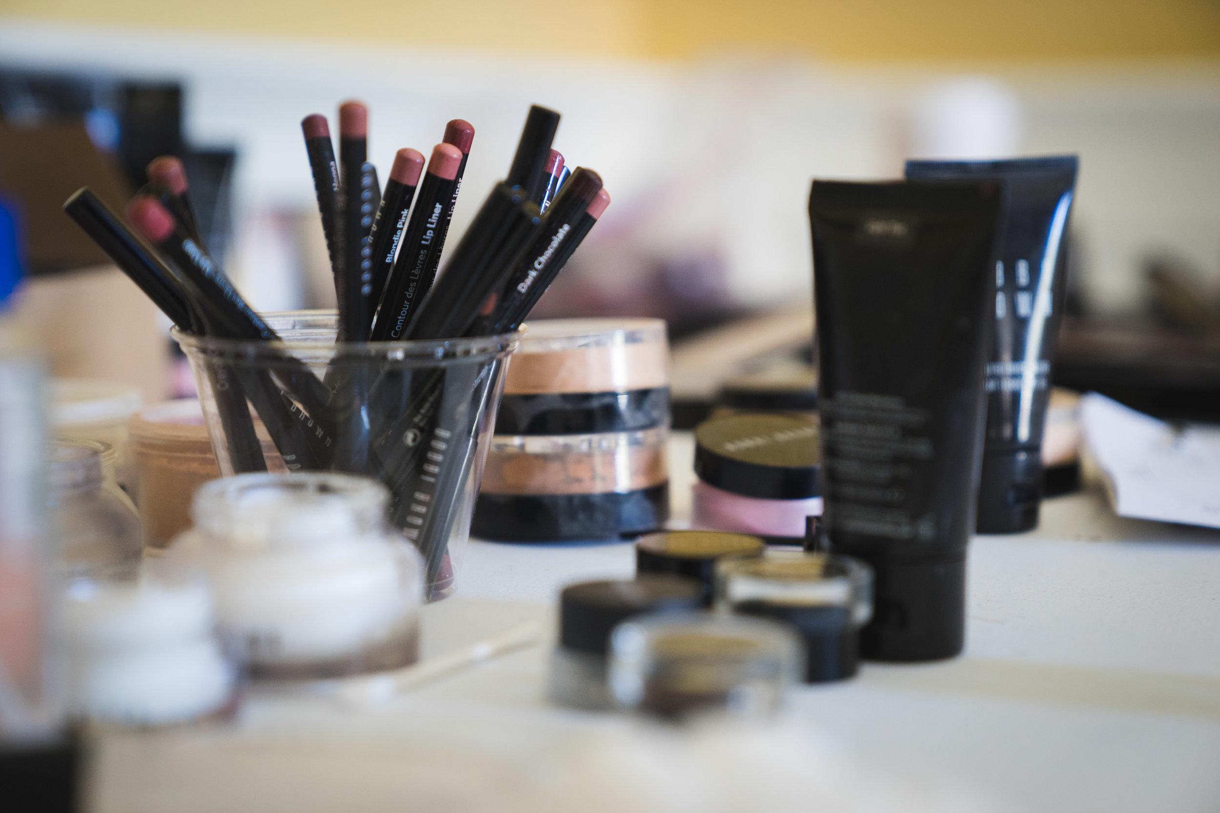 Greenville Wedding | Morningside Baptist Church Spartanburg SC Makeup
