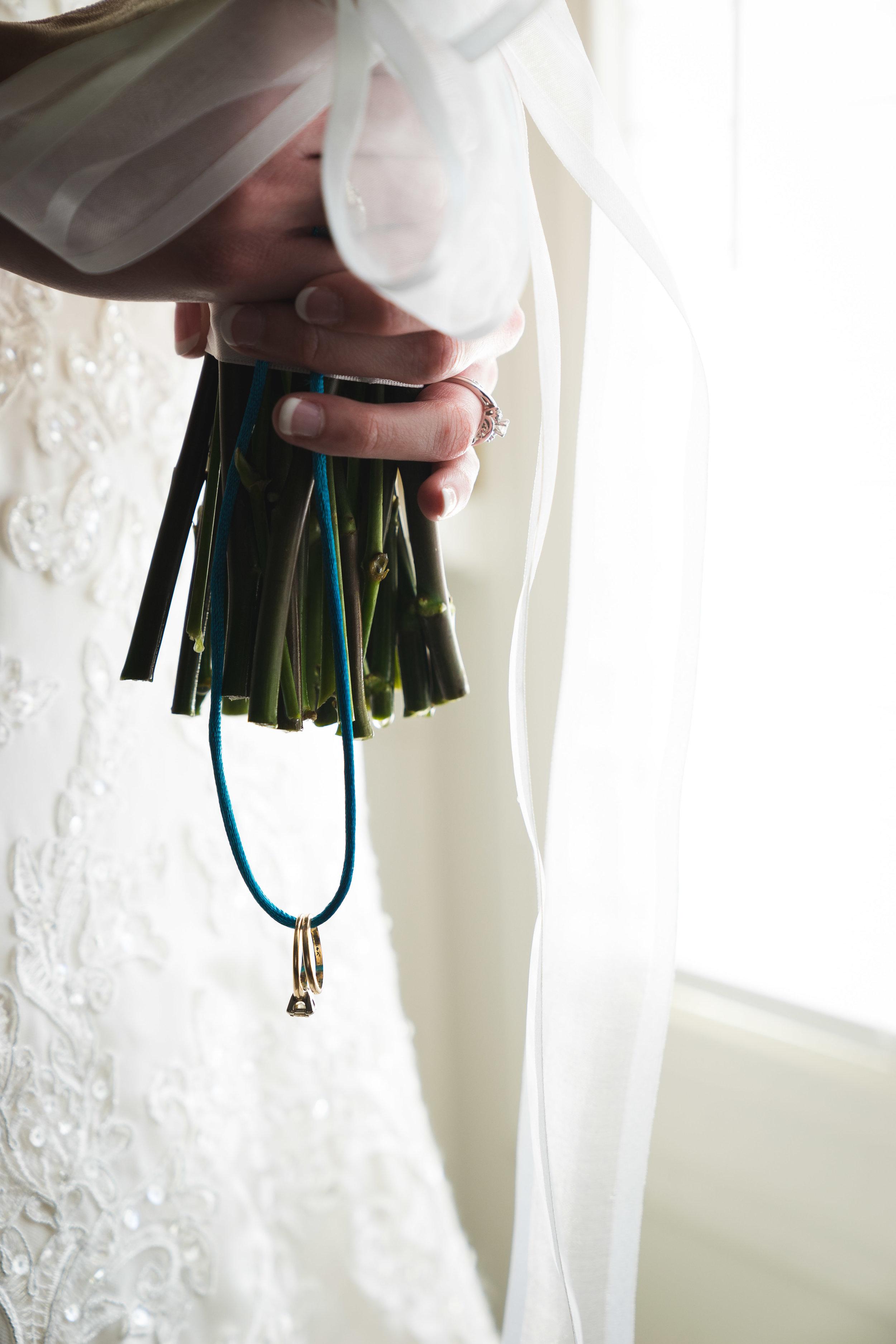 Greenville Wedding | Morningside Baptist Church Spartanburg SC Brides Bouquet