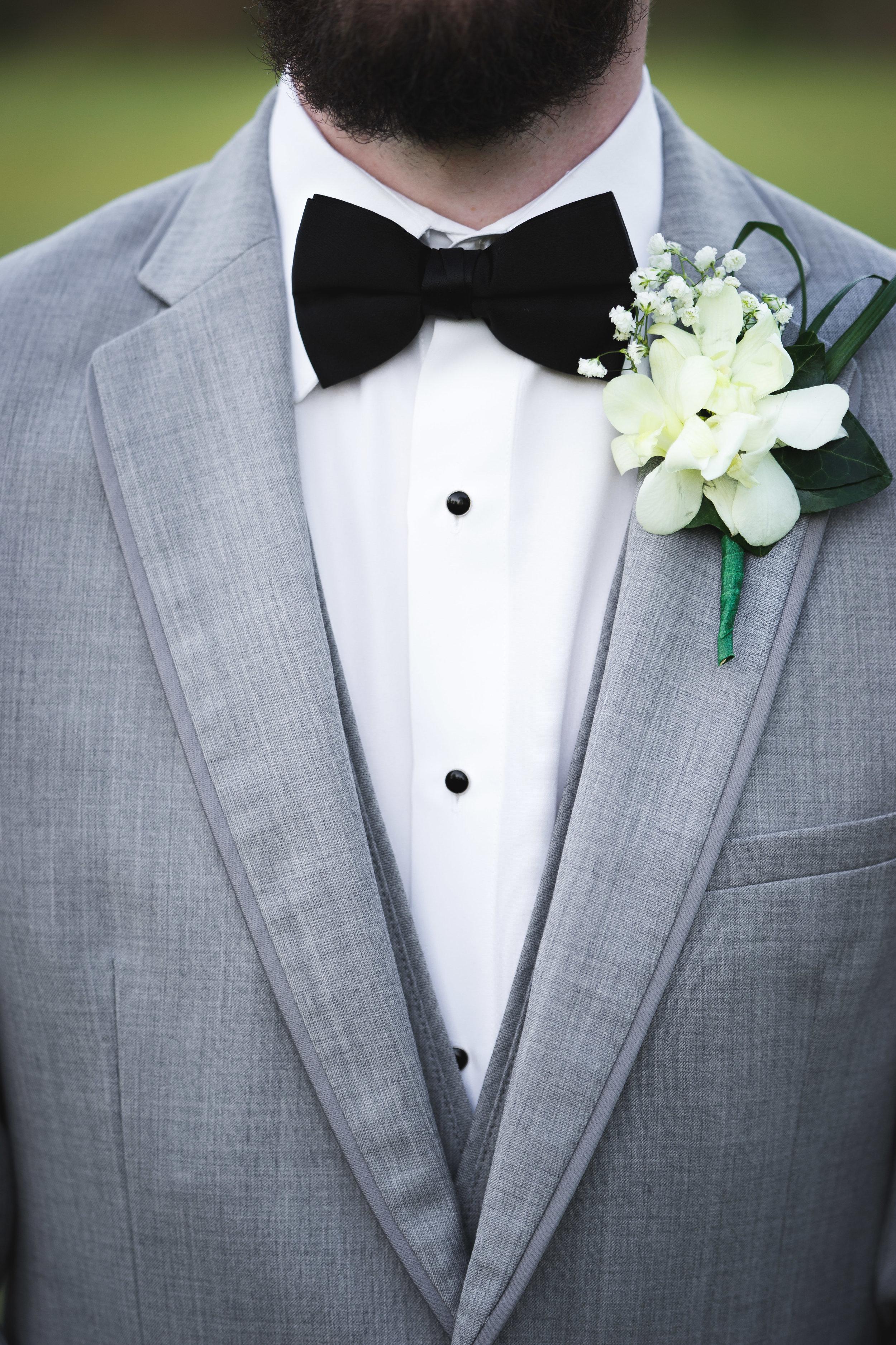 Greenville Wedding | Morningside Baptist Church Spartanburg SC Groom