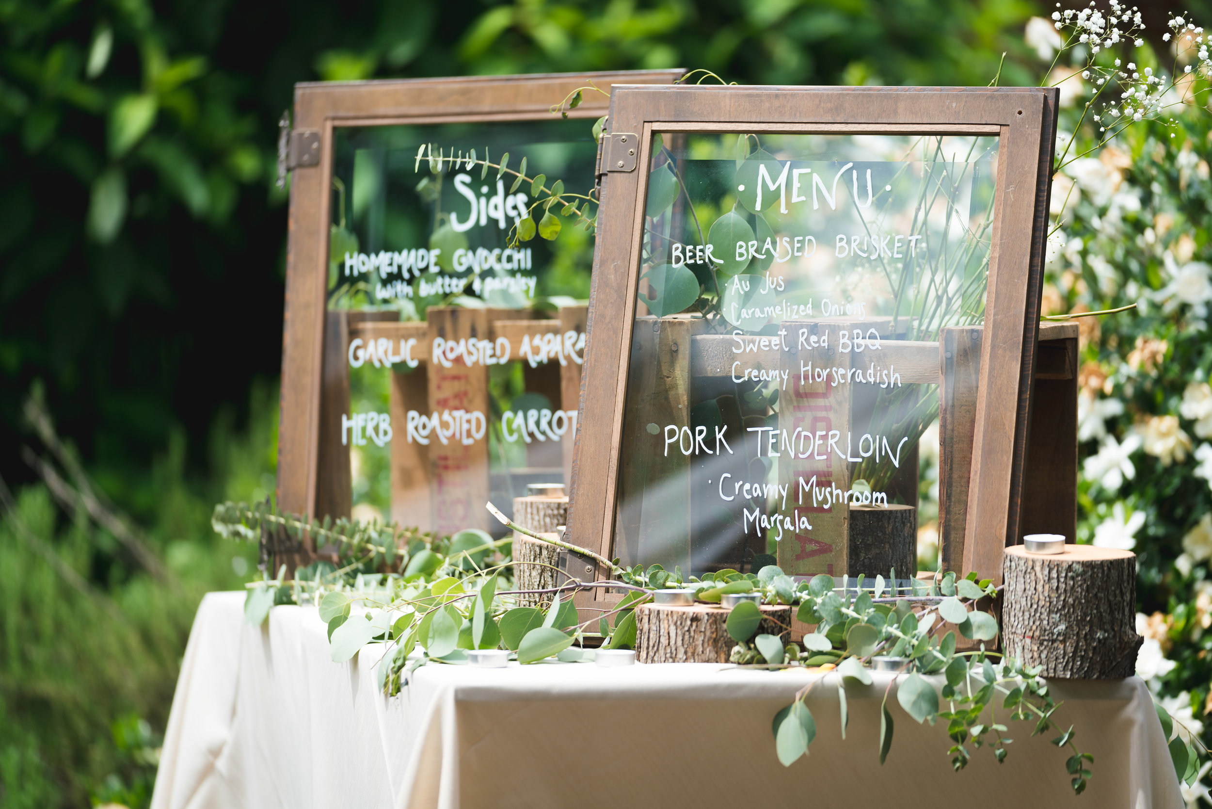 Beautiful wedding details - Viewpoint at Buckhorn Creek | Greenville, SC