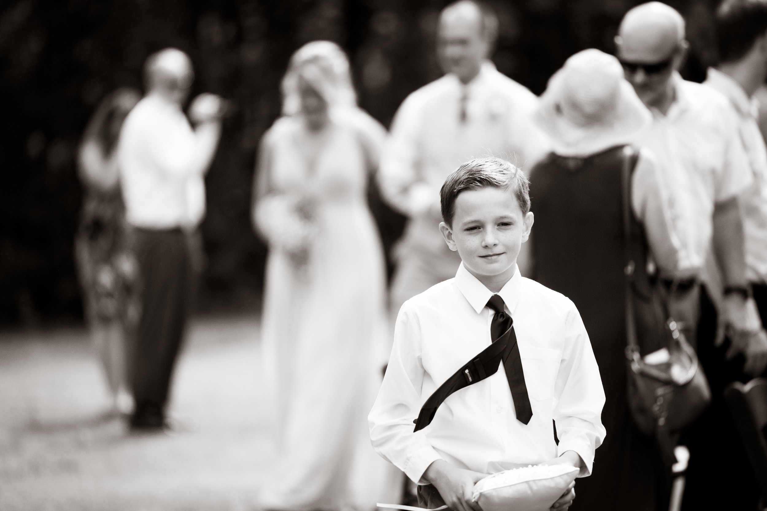 The ring bearer - Viewpoint at Buckhorn Creek | Greenville, SC