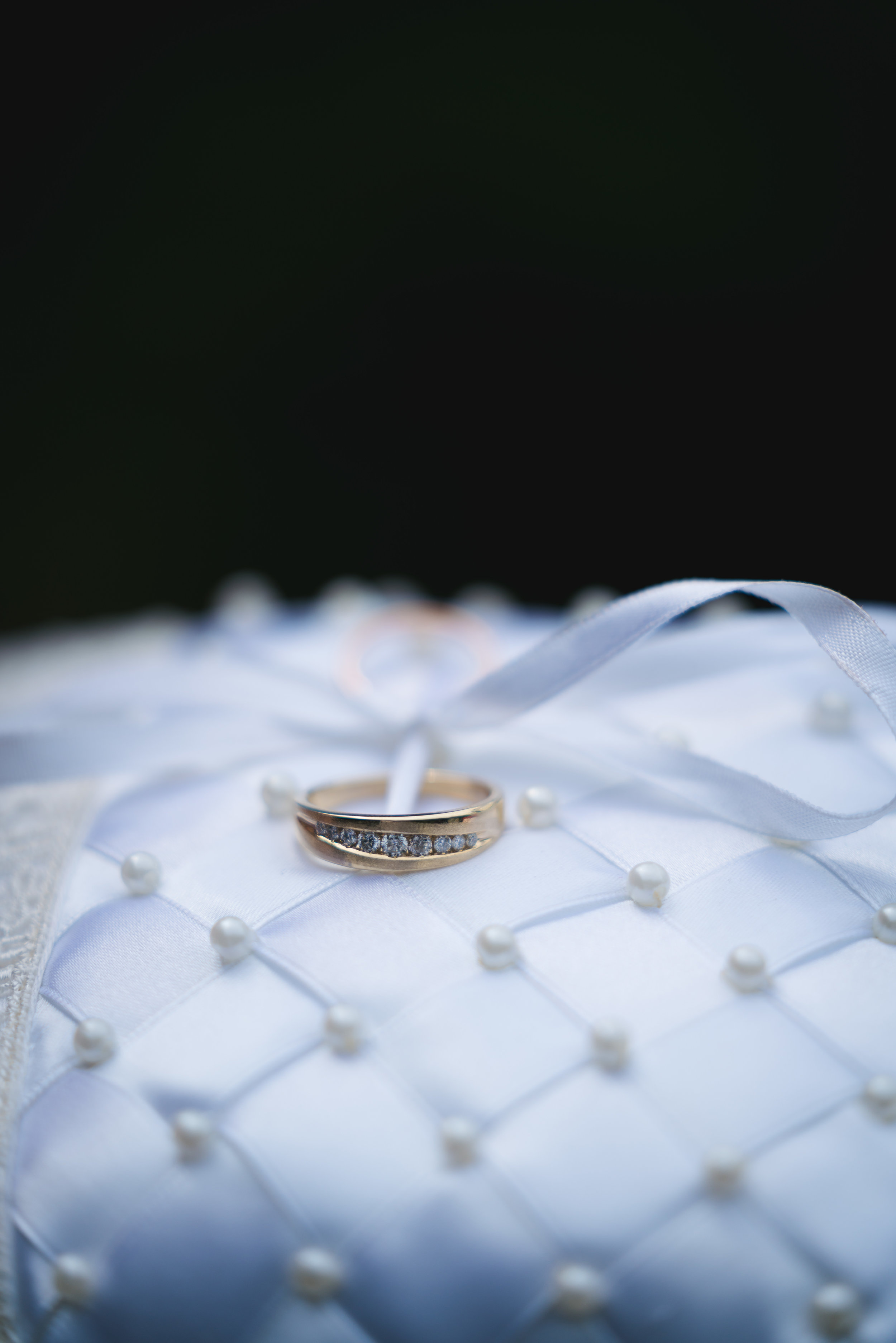 Wedding rings - Viewpoint at Buckhorn Creek | Greenville, SC