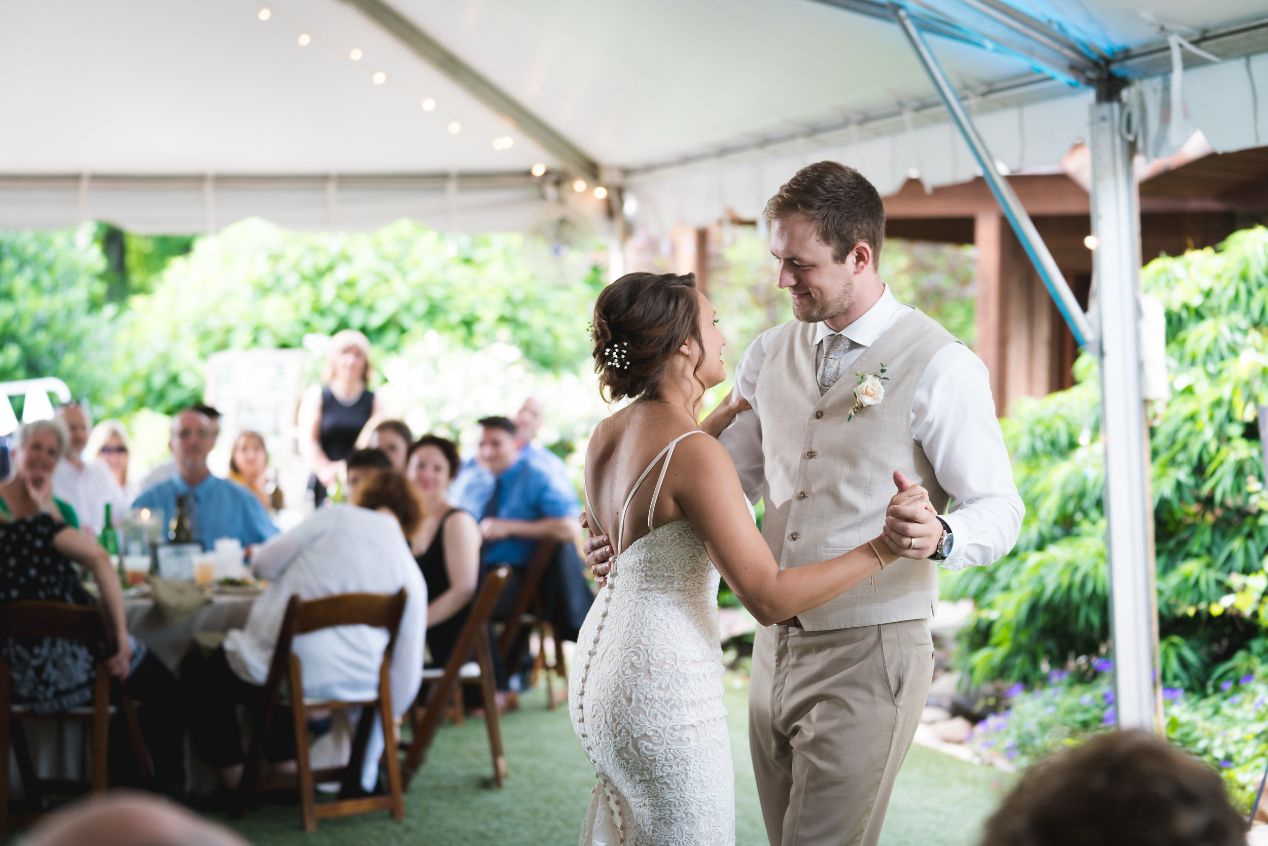 The first dance - Viewpoint at Buckhorn Creek | Greenville, SC