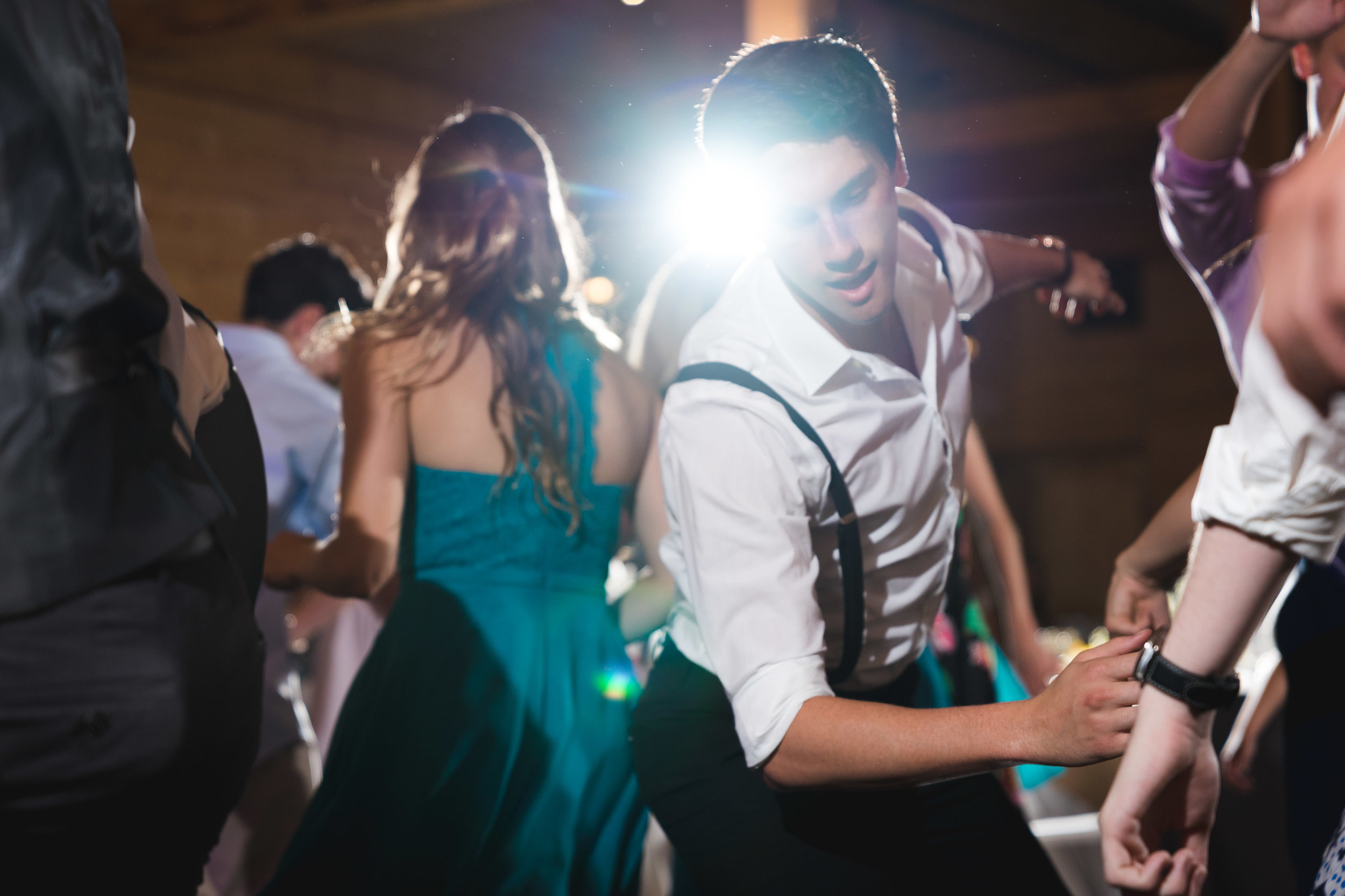 Guy dancing | Windy Hill Wedding and Event Barn in Simpsonville, SC