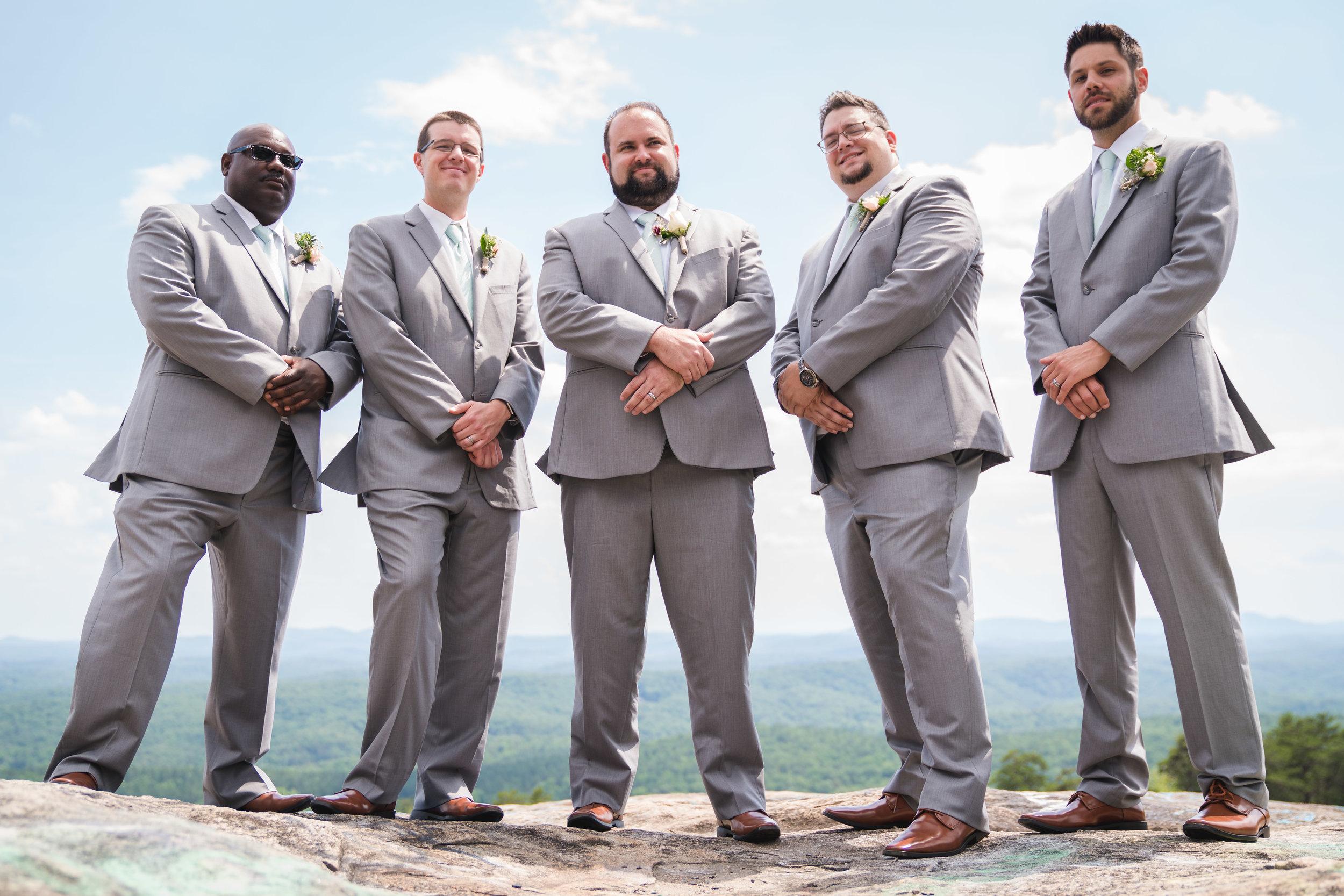 The dudes   Bald Rock, SC