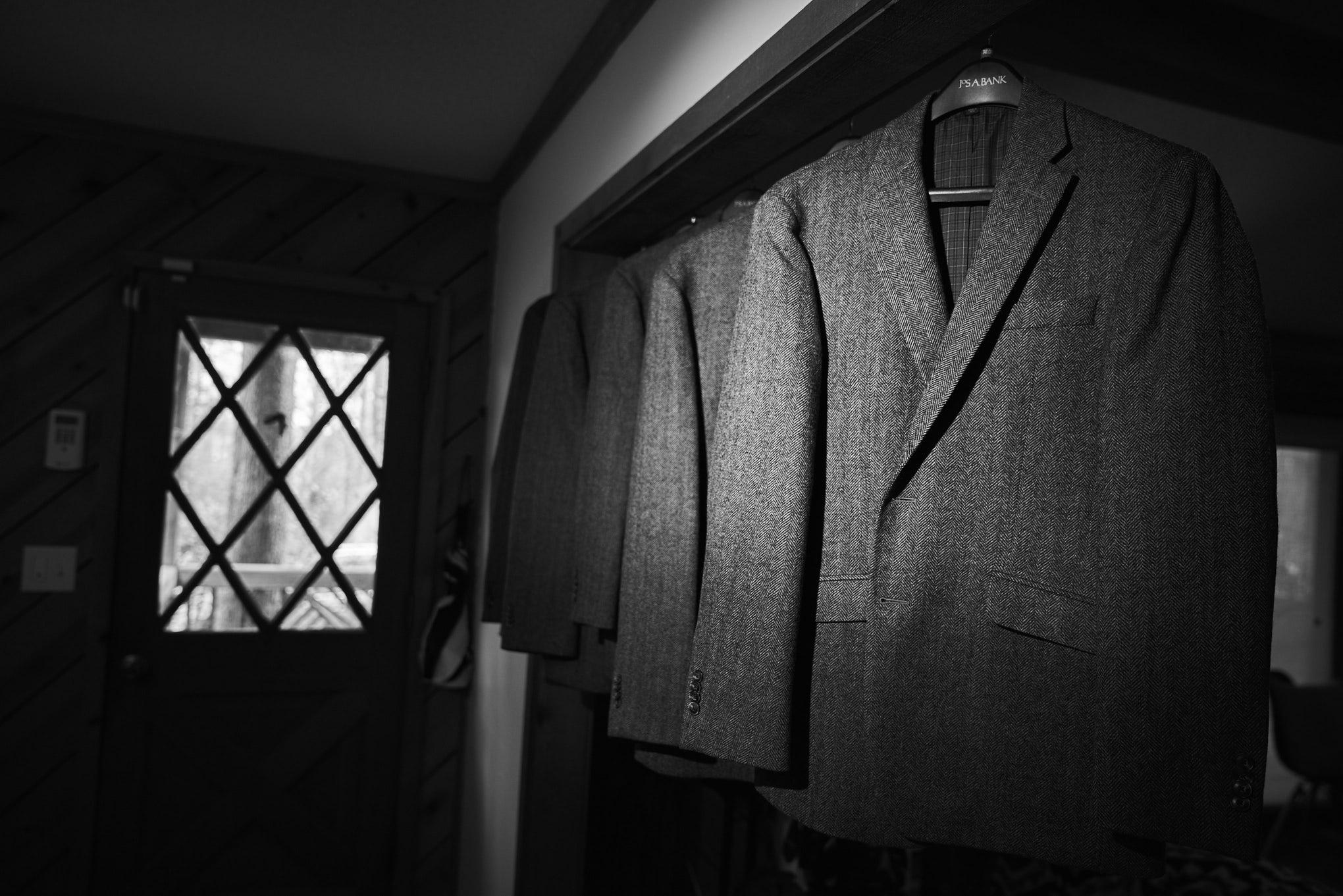 The groomsmen coats | Southern Bleachery in Taylors SC