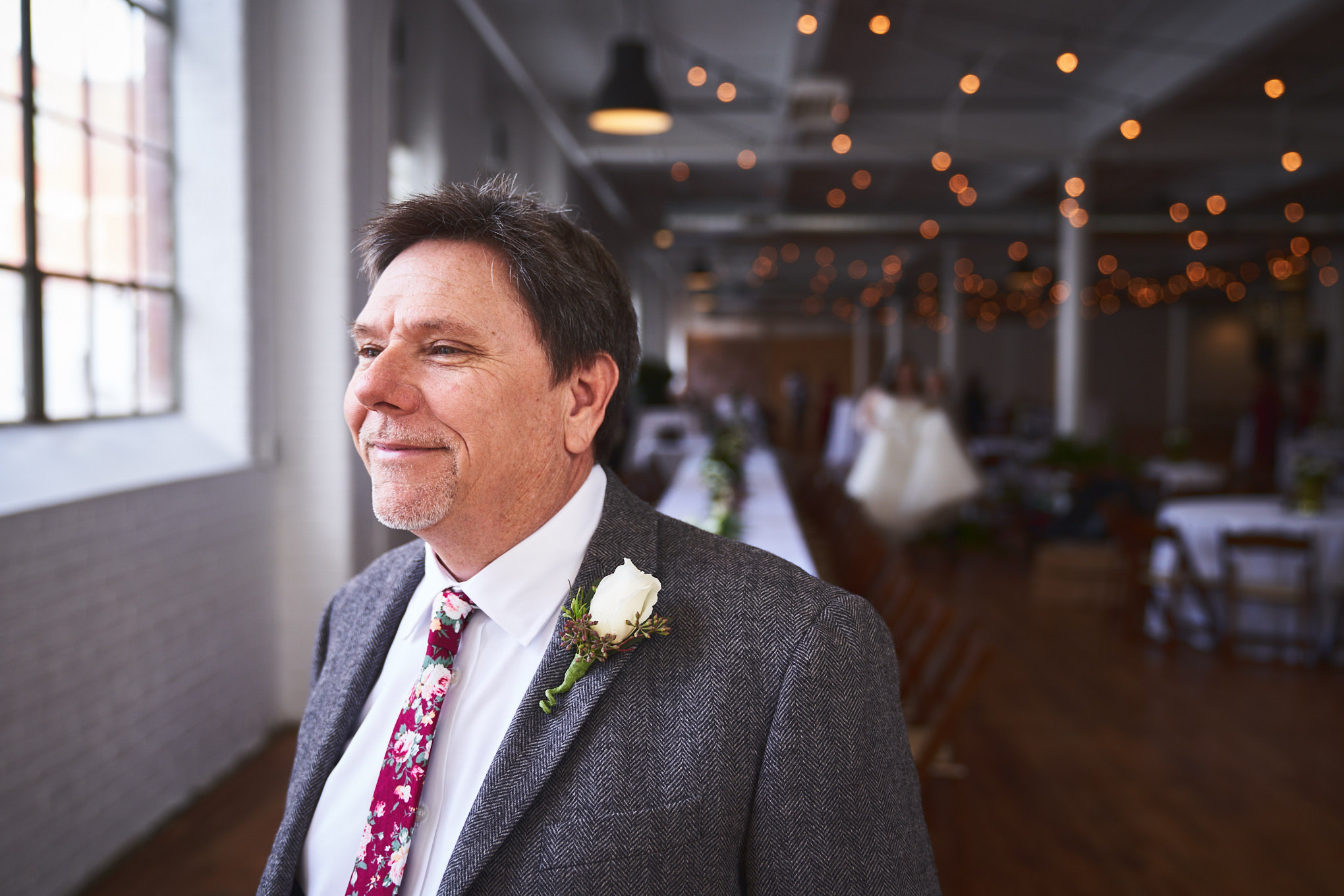 Father of the Bride | Southern Bleachery in Taylors SC