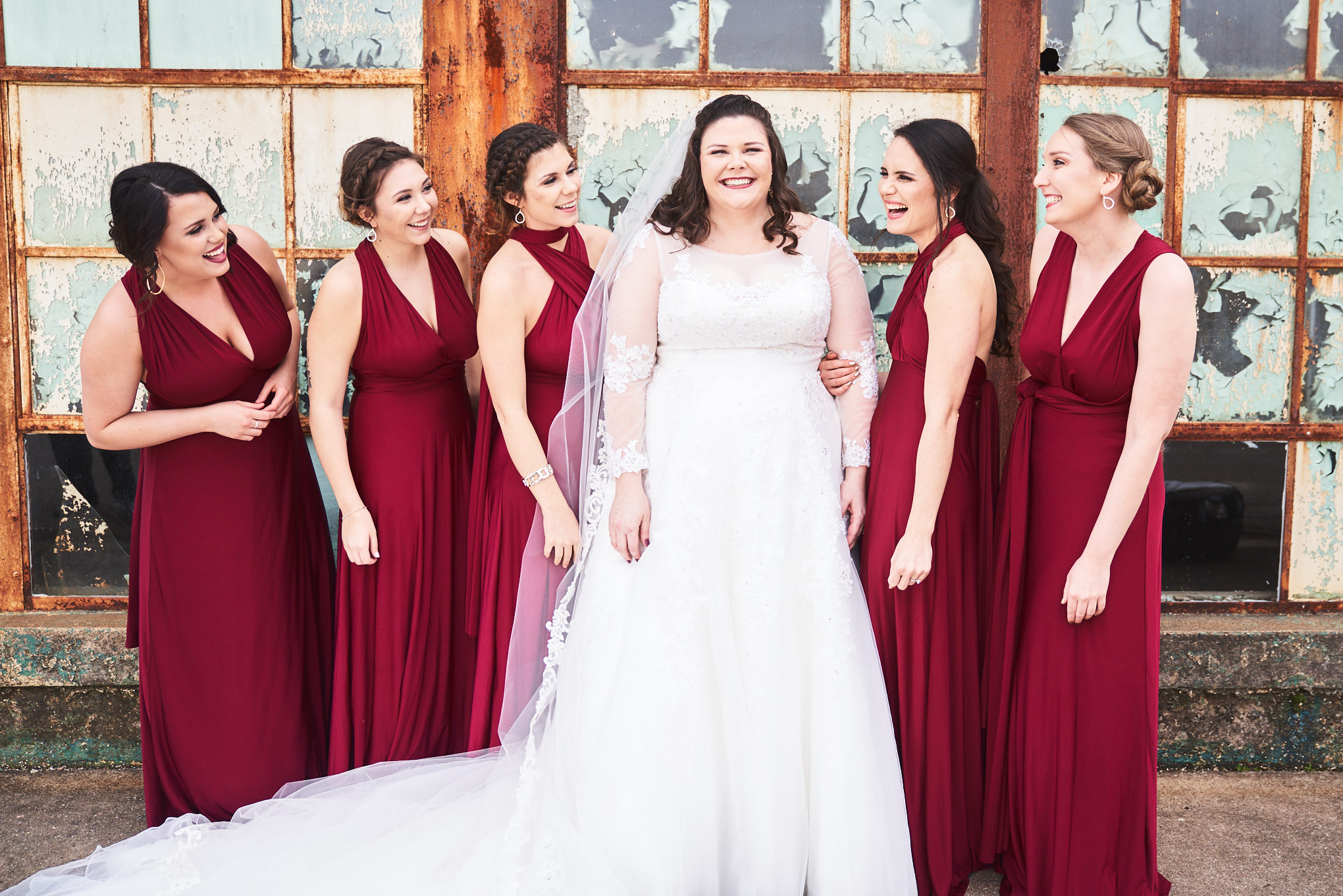 The Bridesmaids | Southern Bleachery in Taylors SC