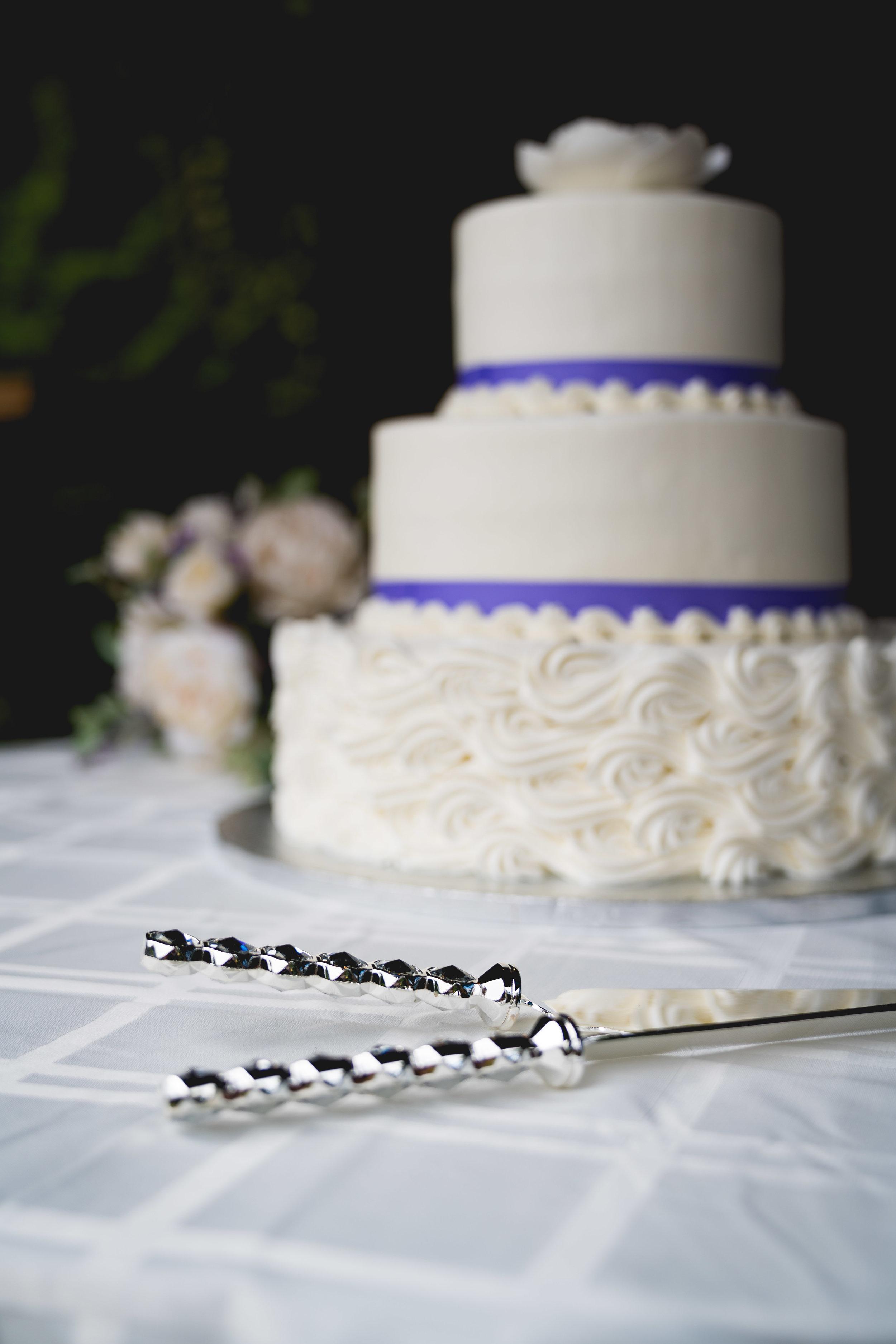 Wedding Reception at Viewpoint at Buckhorn Creek in Greenville, SC