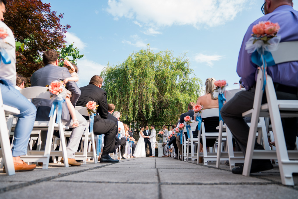 Sarah + Chris | Wedding at Zen in Greenville SC