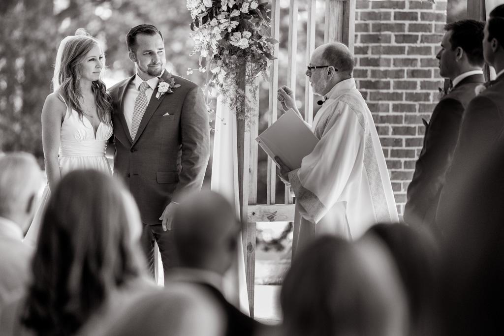 Wedding at The Warren and Virginia Owen Pavilion | Clemson, SC