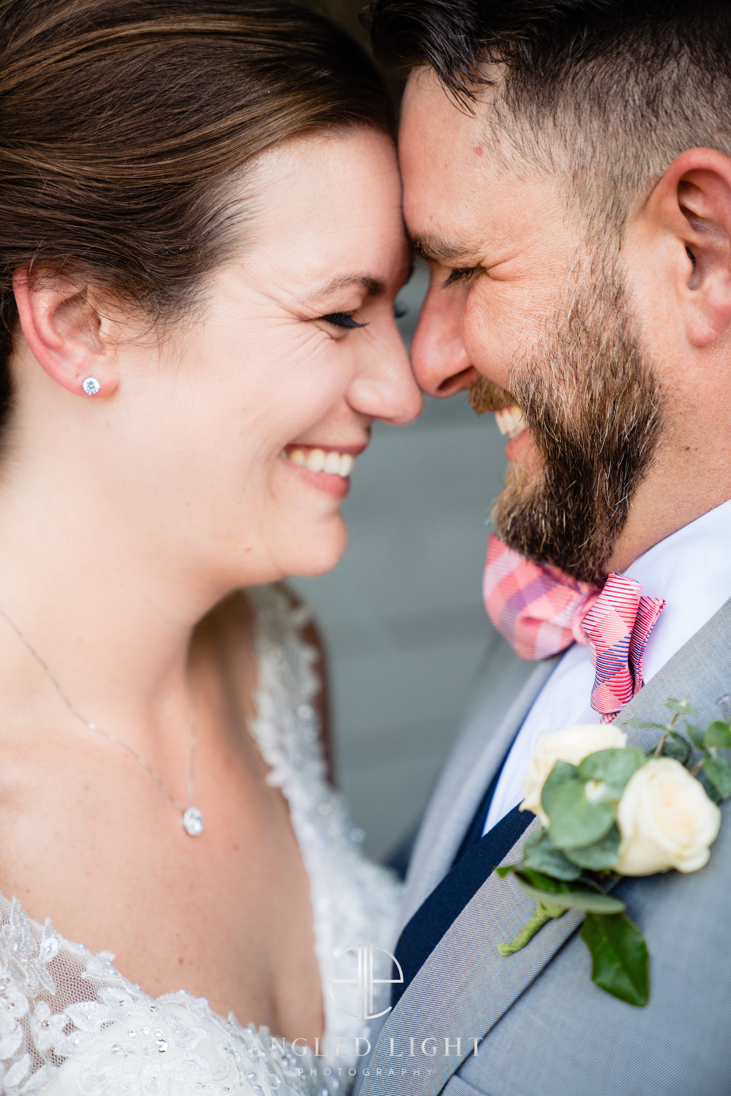 Candace + Rodney | Wedding at The Rutherford in Greenville, SC