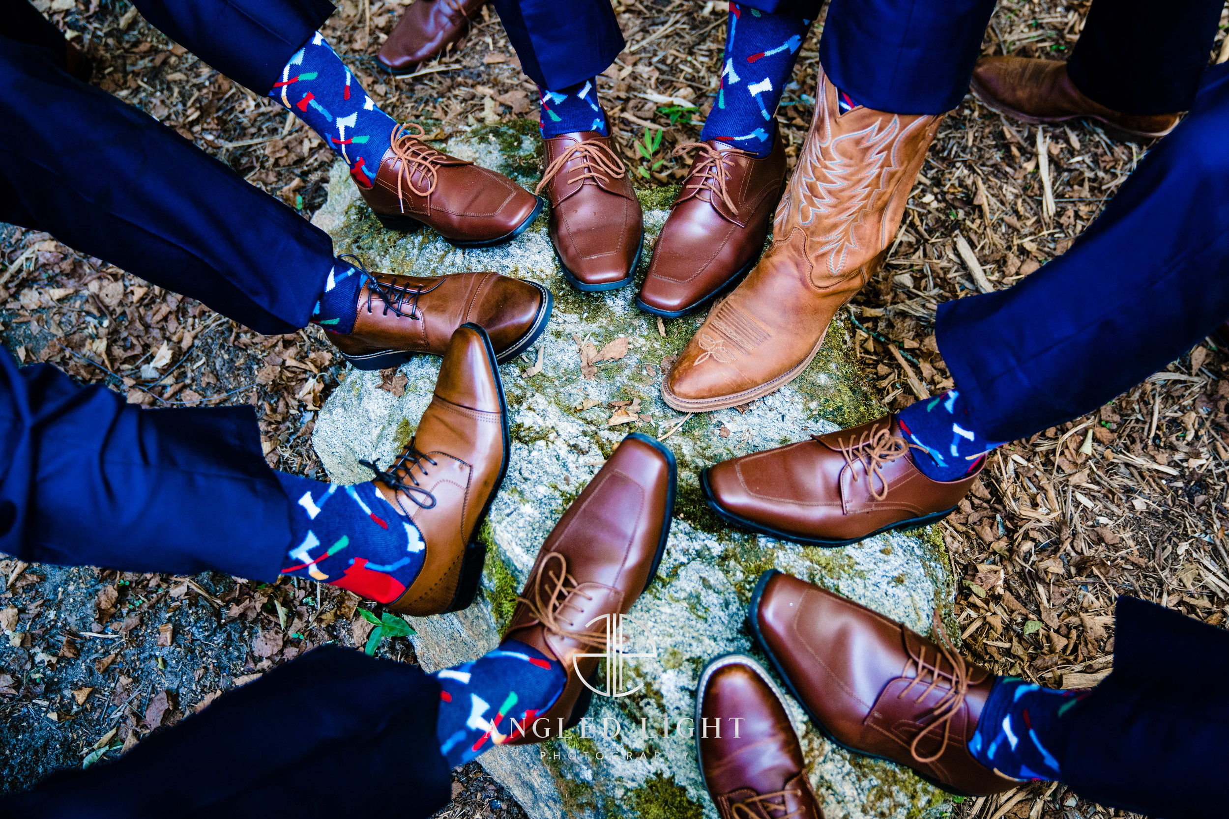 The socks | The Barn at Greene Acres in Honea Path, SC