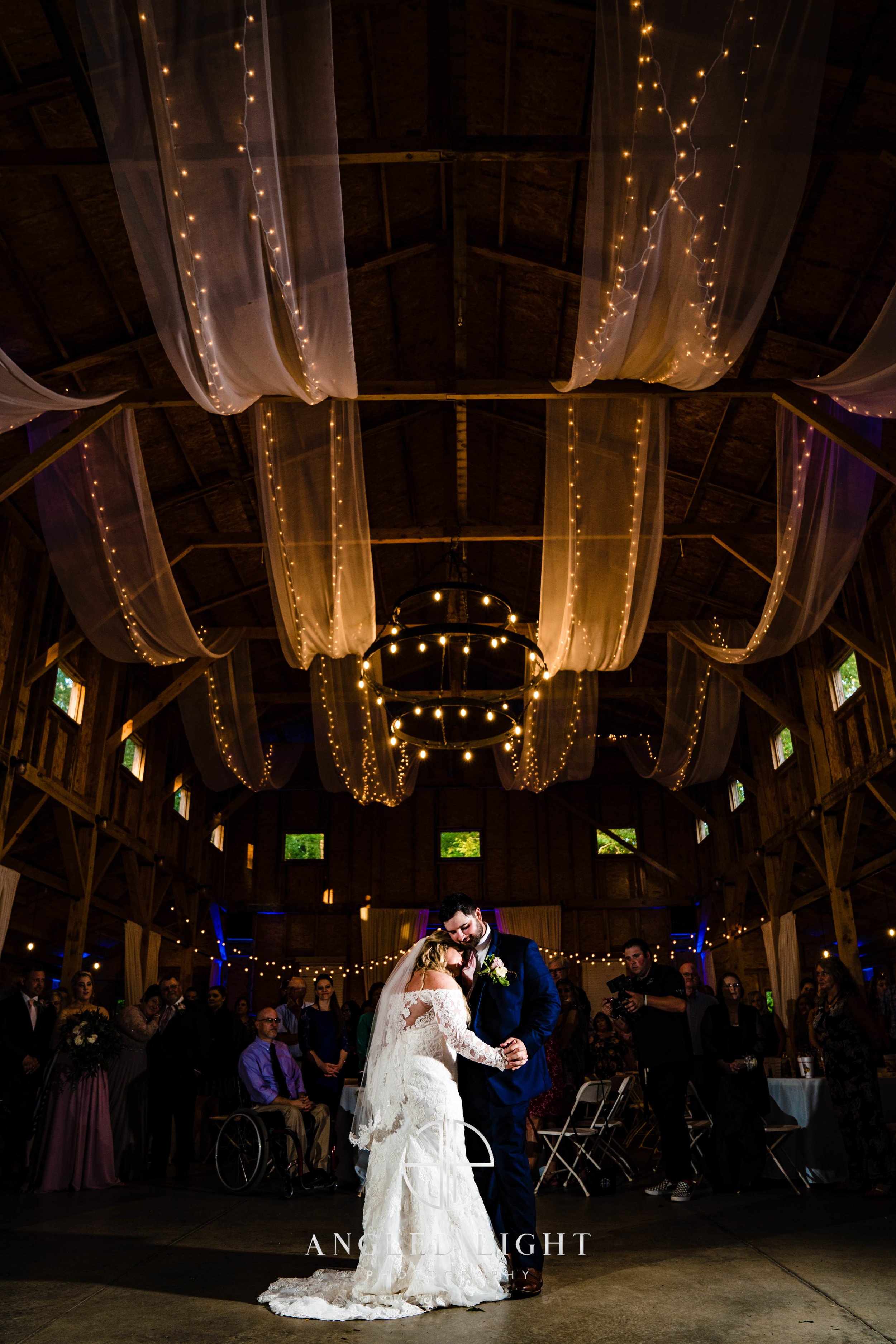 The first dance | The Barn at Greene Acres in Honea Path, SC