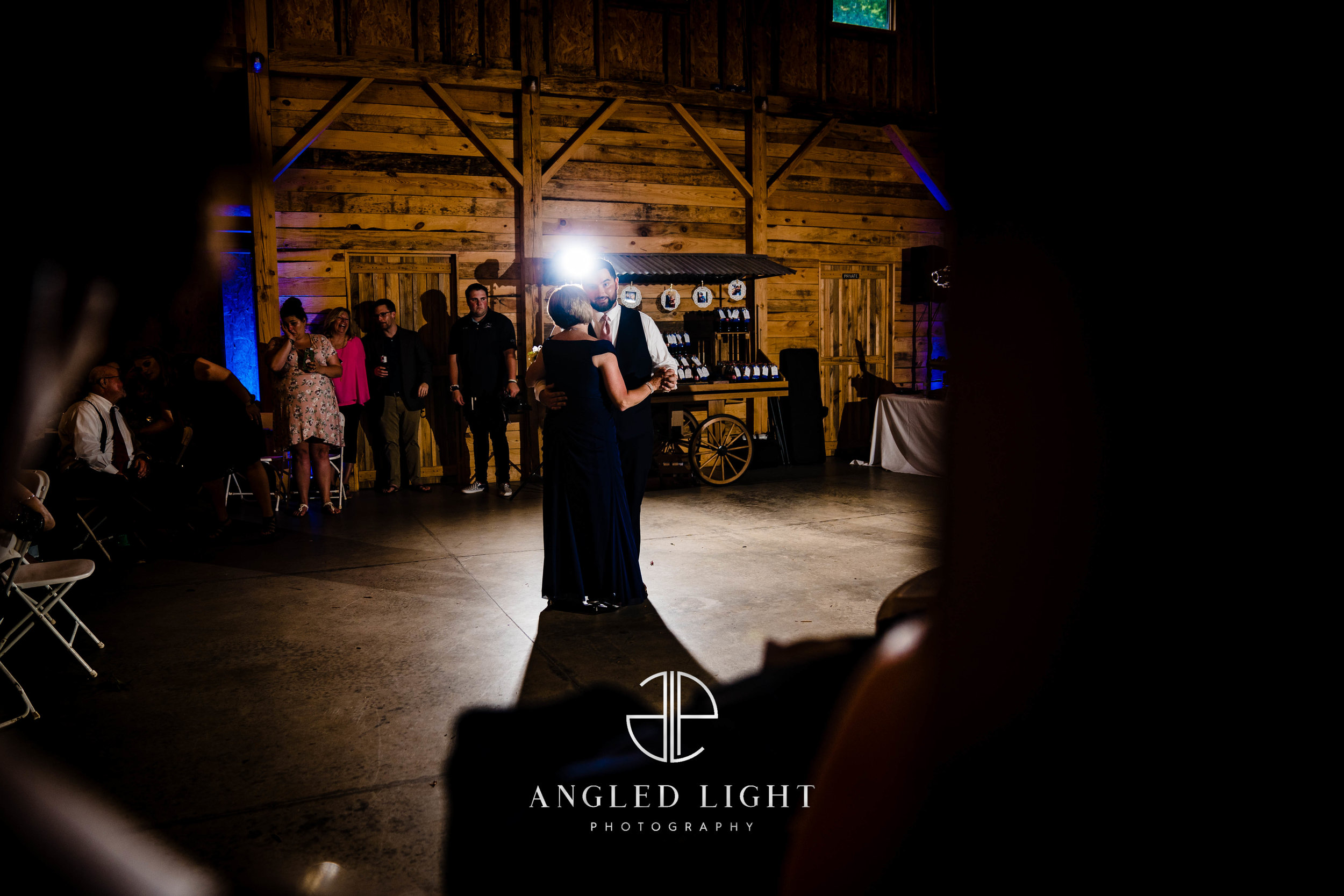 Mother/son dance | The Barn at Greene Acres in Honea Path, SC