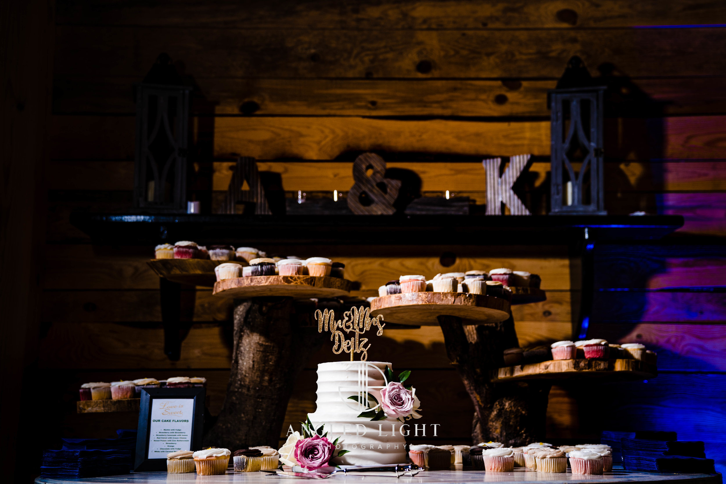 Cakes by Holly | The Barn at Greene Acres in Honea Path, SC