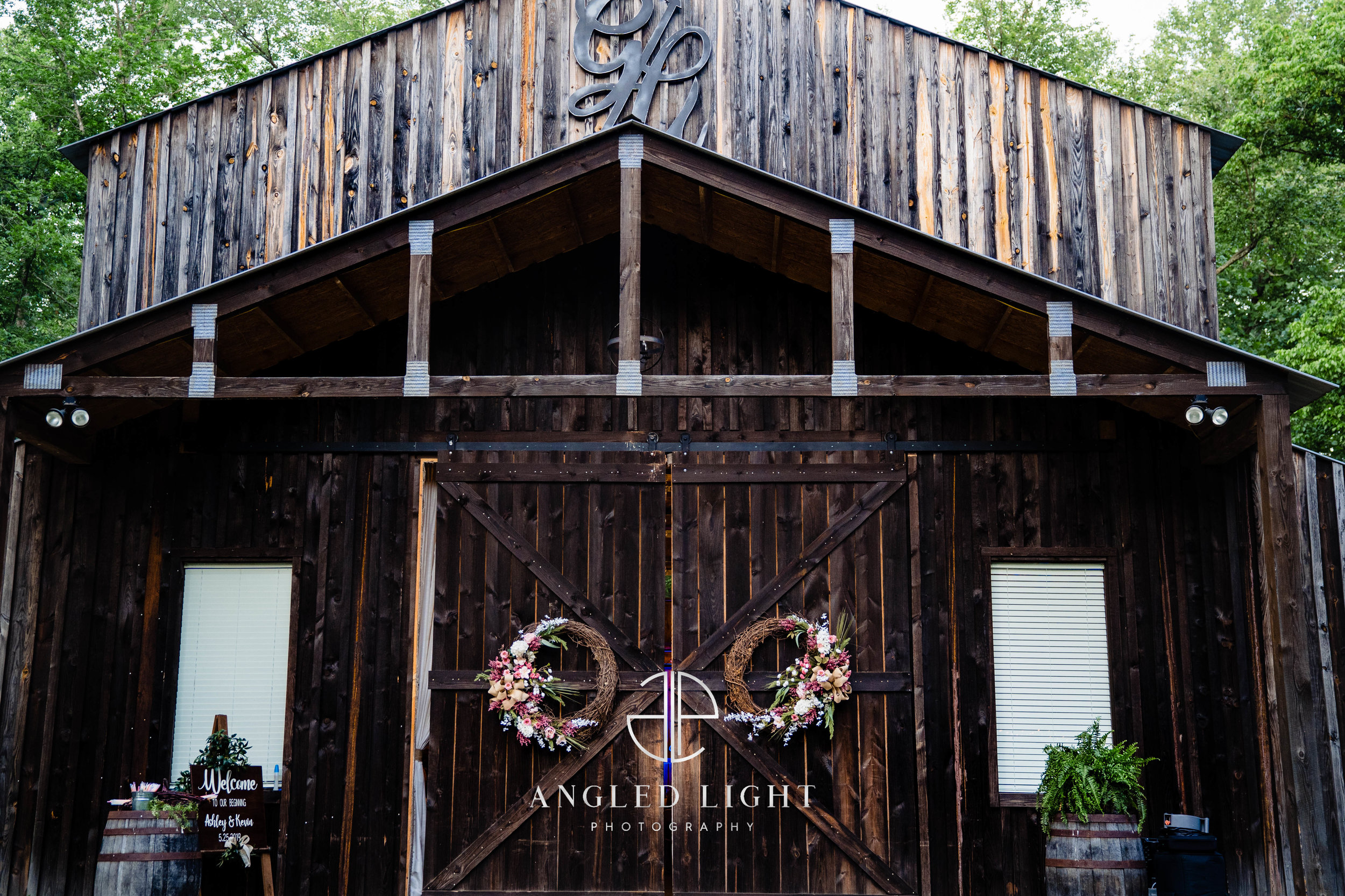 The barn | The Barn at Greene Acres in Honea Path, SC