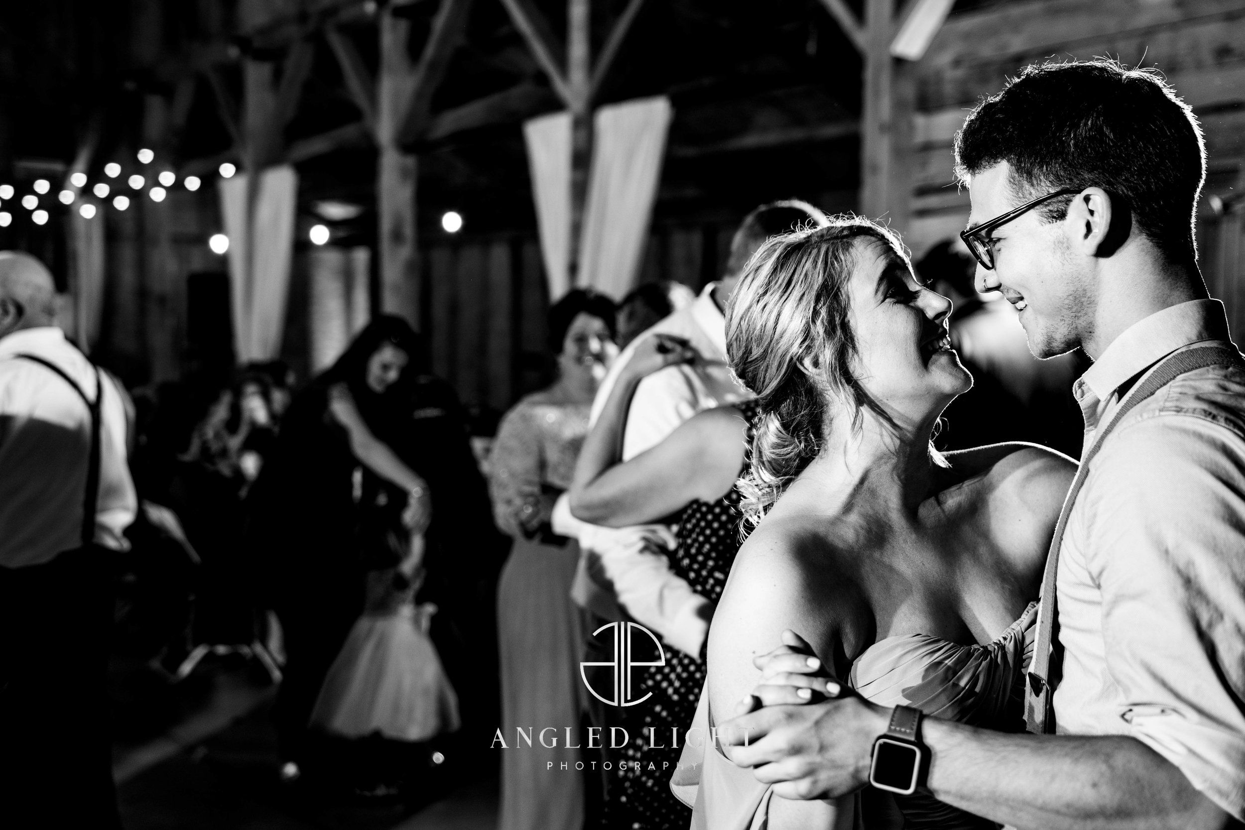 Couple dancing | The Barn at Greene Acres in Honea Path, SC