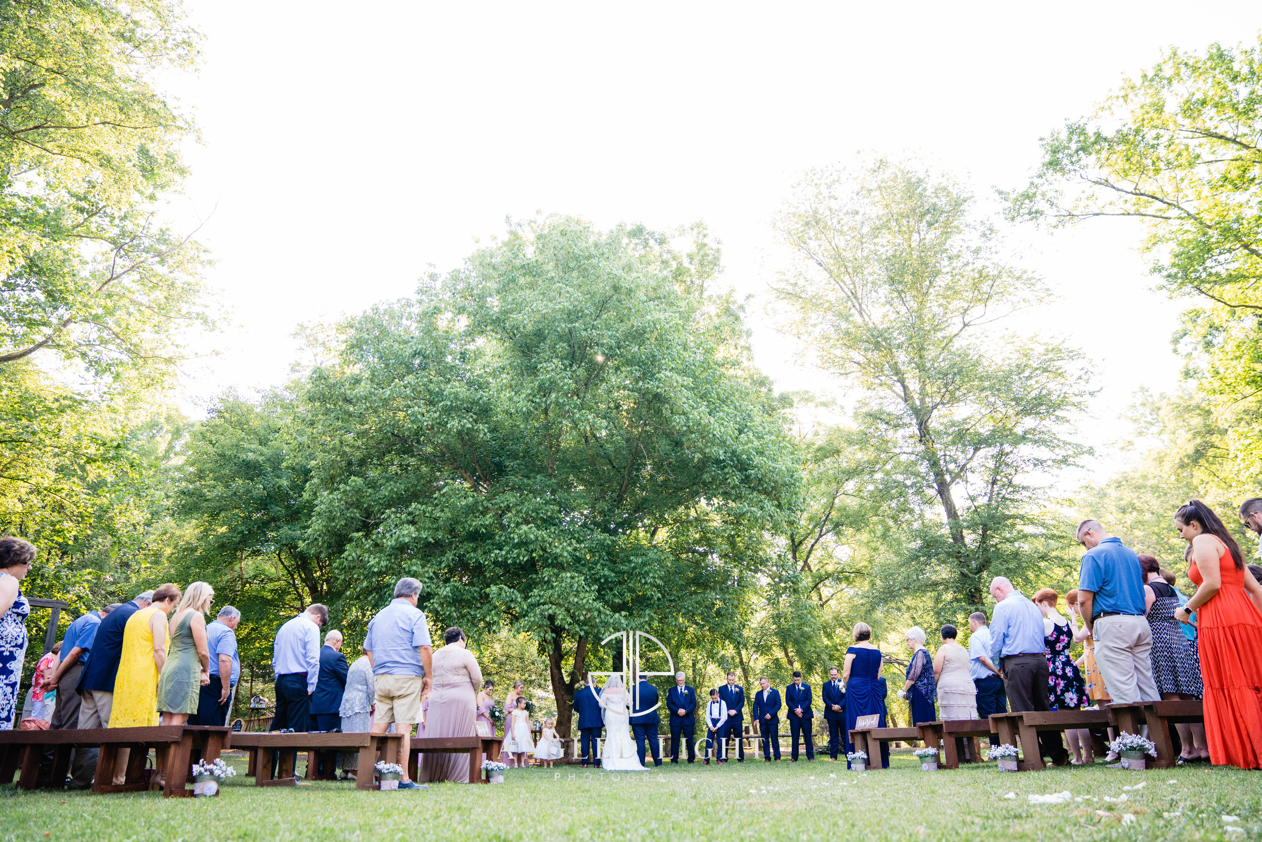 The ceremony | The Barn at Greene Acres in Honea Path, SC