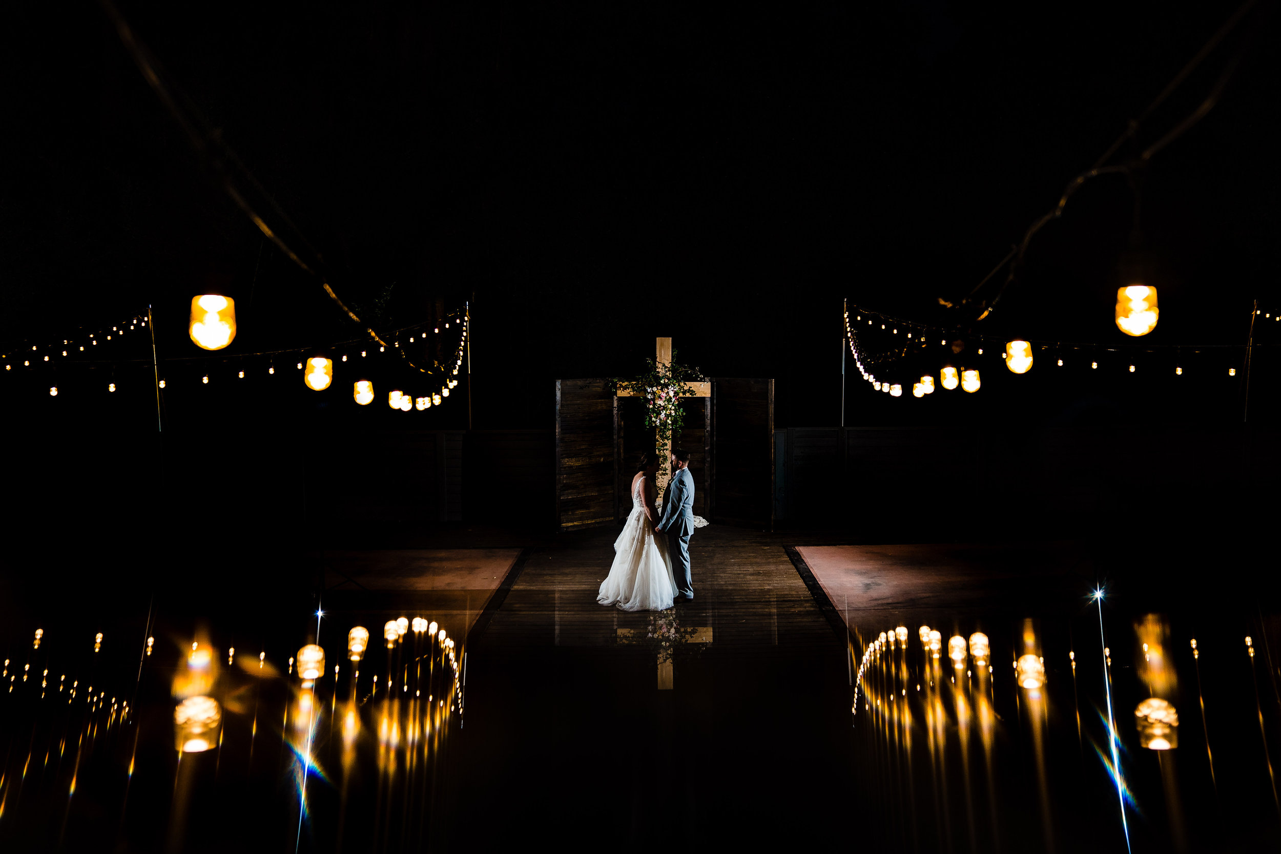 Wedding at The Rutherford Greenville SC