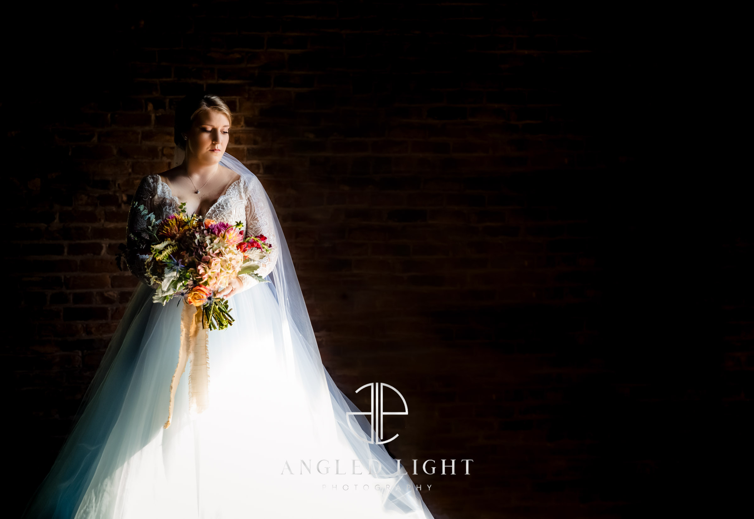 The Rutherford Greenville SC | Bridal Portrait