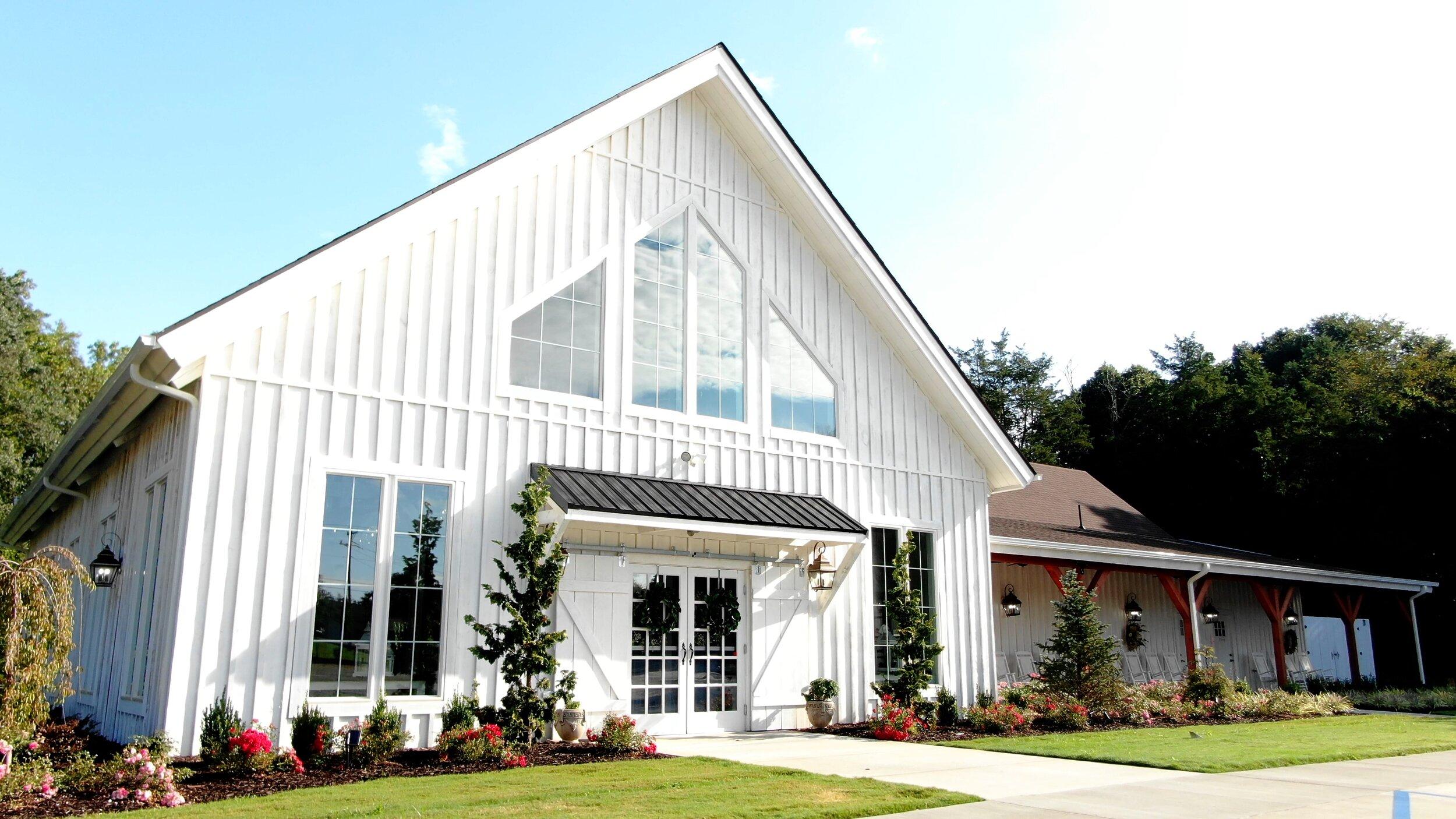 Aurora Farm Wedding Venue
