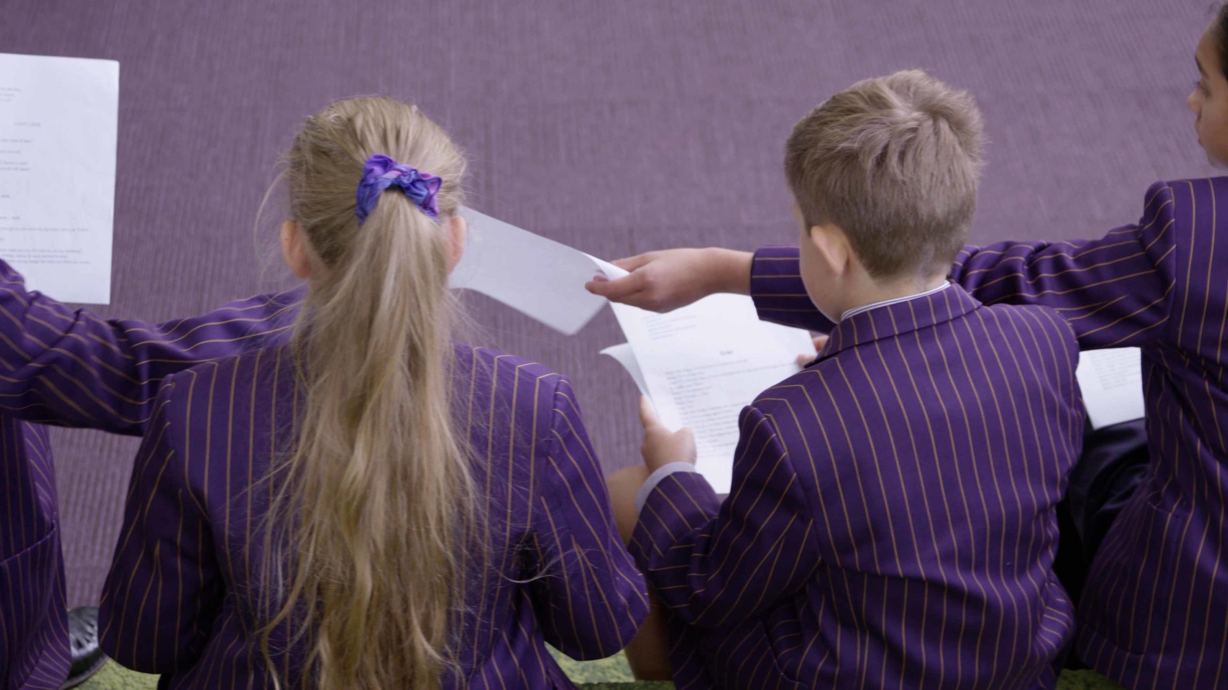 Short-form Documentary - Coeducation at Wesley