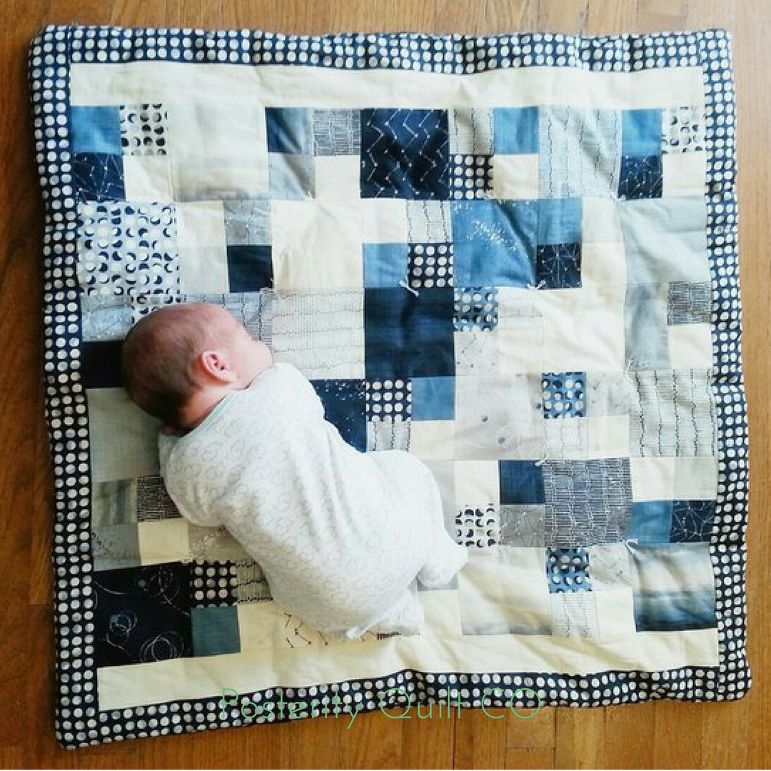 A New Baby, Another Quilt!