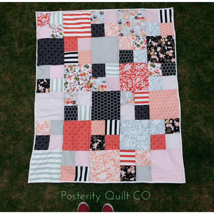 A Quilt For The Girls
