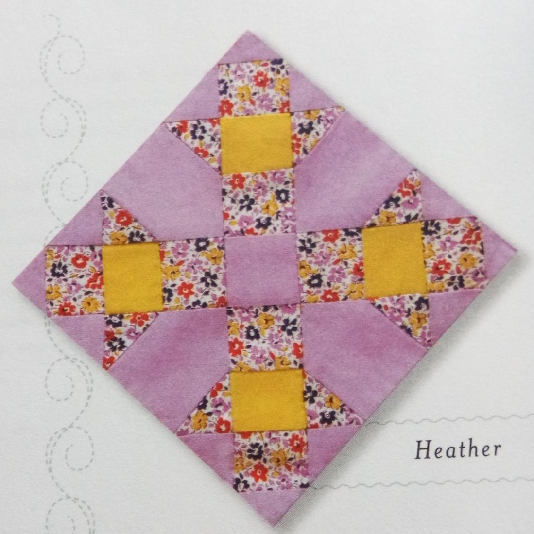 Heather: Coming November30