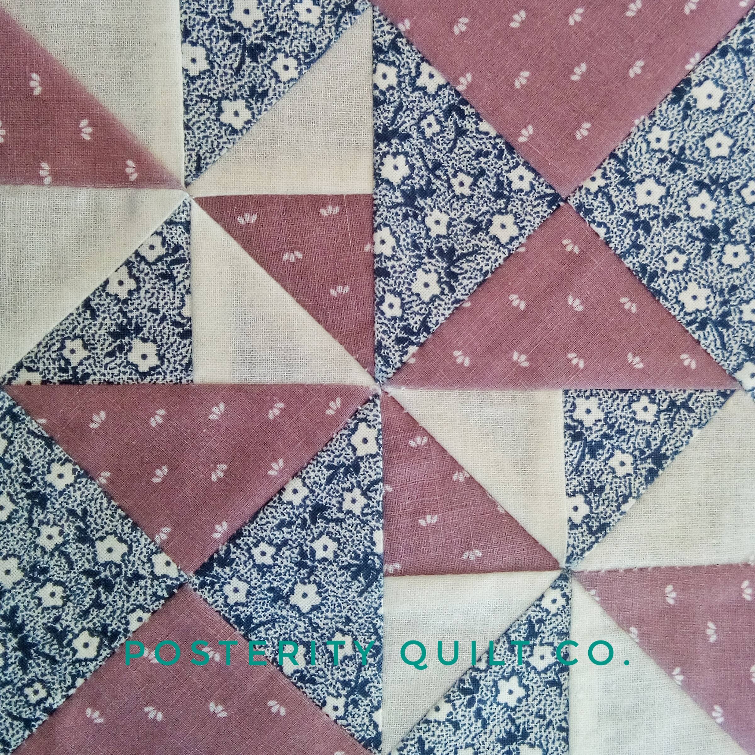 The Caroline block can be found on page 60 of the  1930's Farmer's Wife Sampler  (page 179 for template instructions.)
