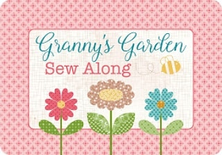Diving in for my first applique QAL, fingers crossed I don't mess it up!  #grannysgardensewalong