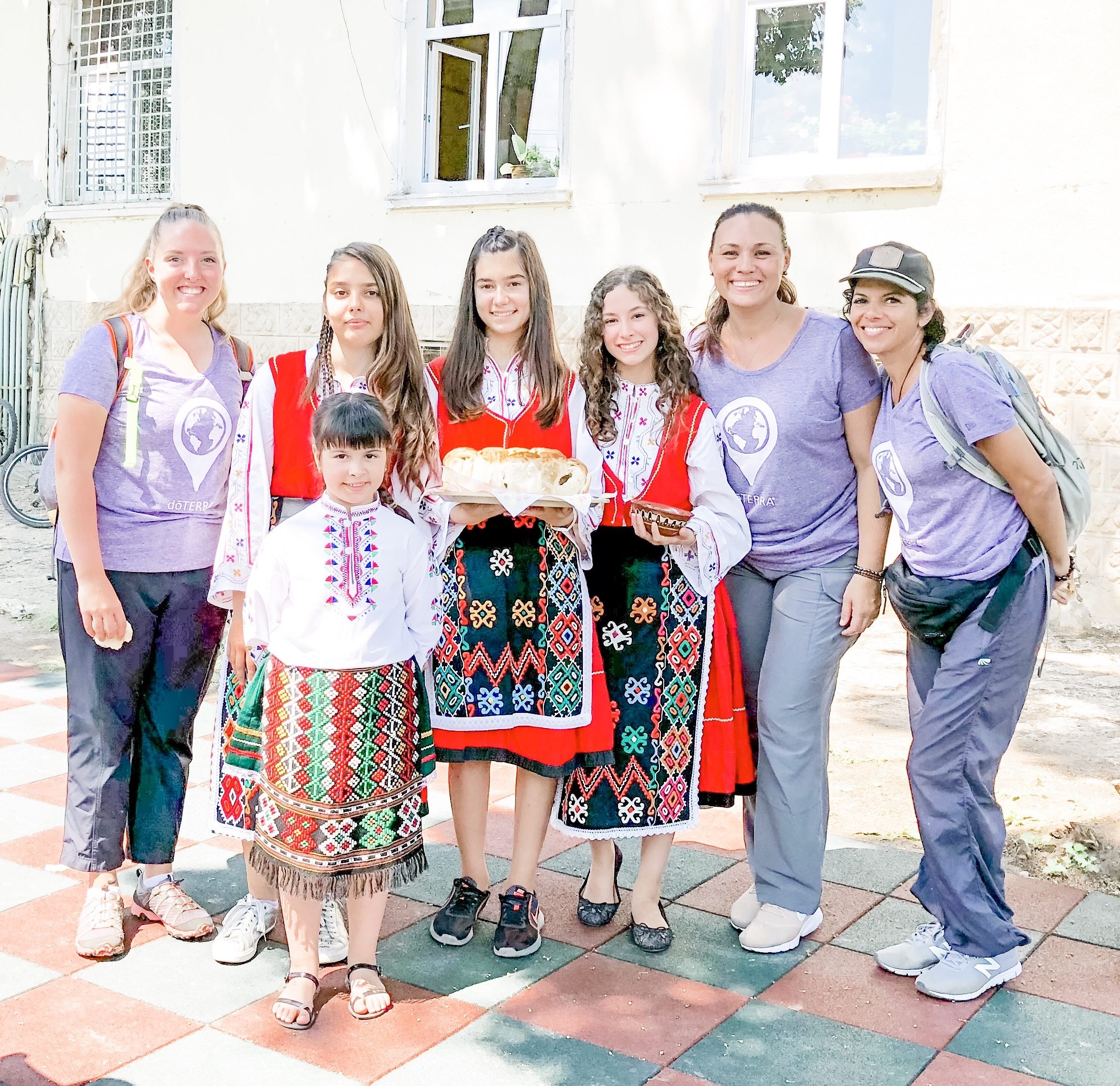 Co-Impact Sourcing Trip to Bulgaria  July 2018
