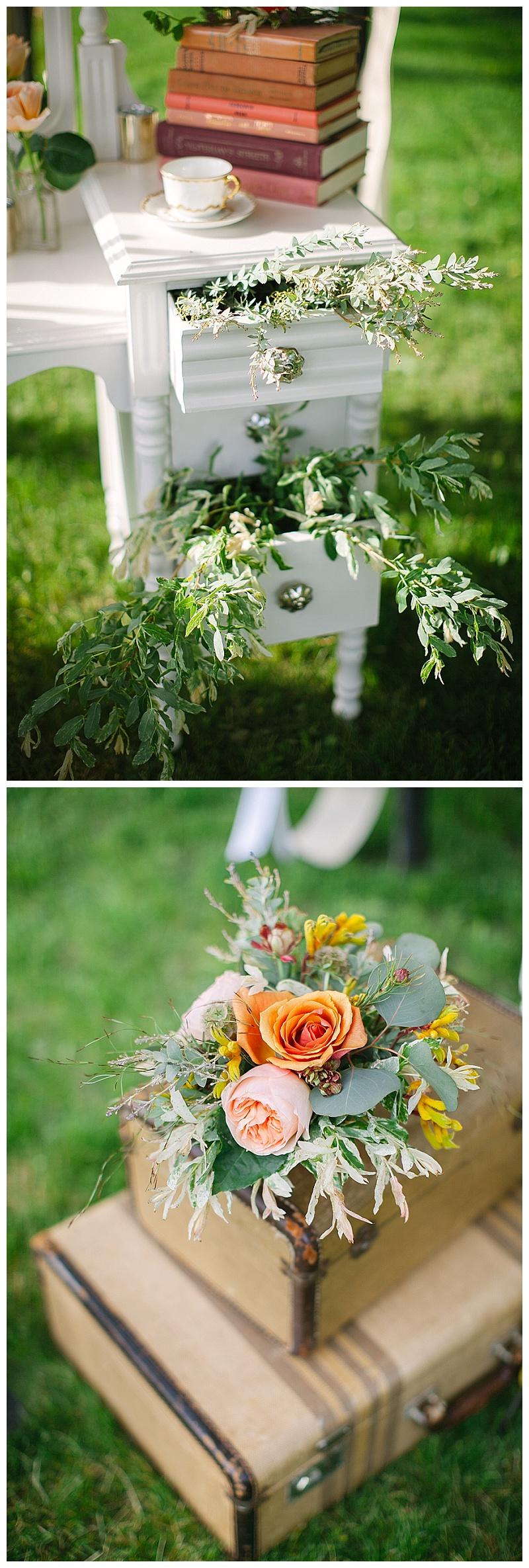 Wedding vanity   Jessicawonders.com   MN Wedding Planner
