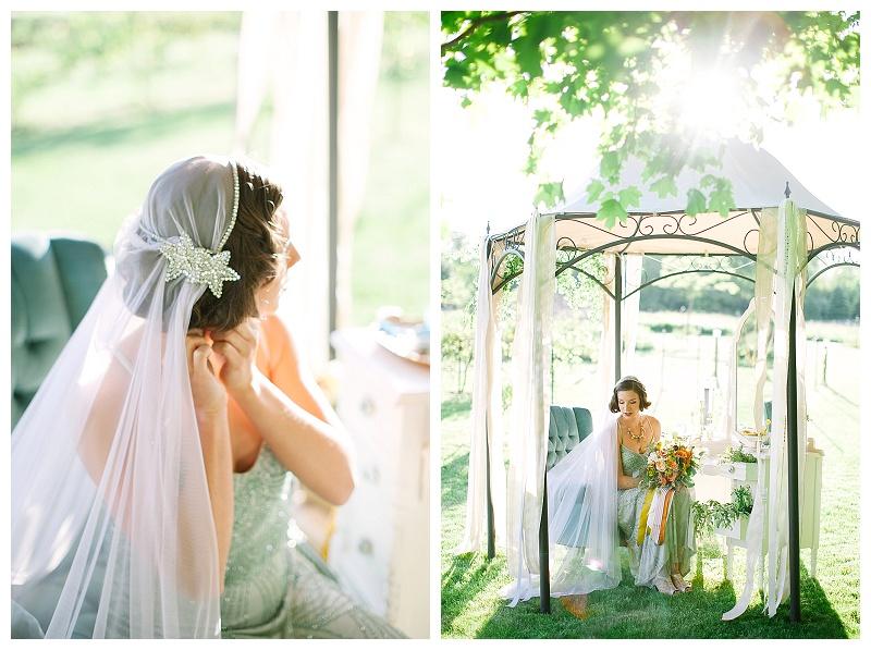 Bridal getting ready area   Jessicawonders.com   MN Wedding Planner