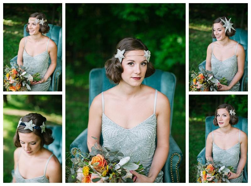 Bridal hair pieces   Jessicawonders.com   MN Wedding Planner